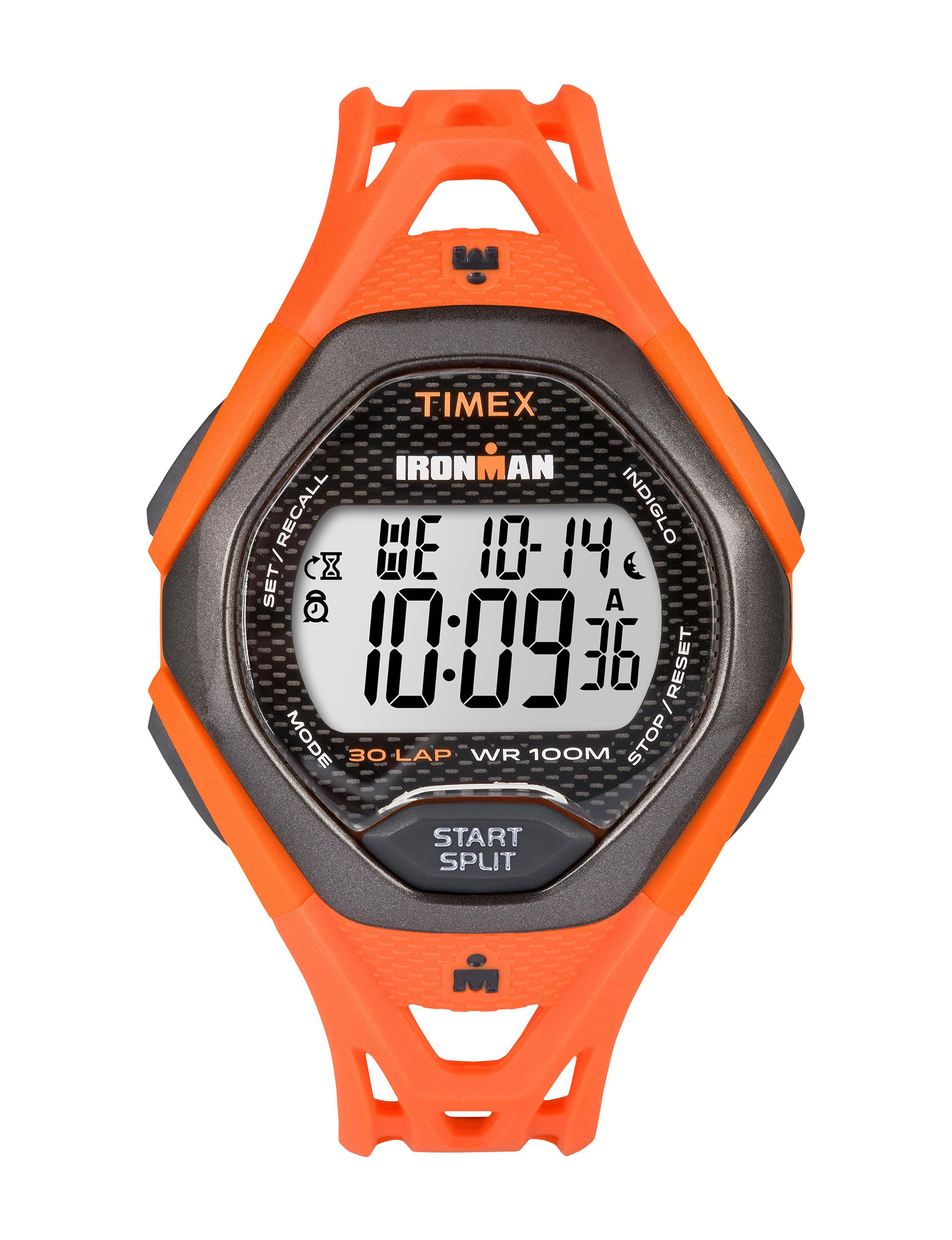 Timex Orange Sport Watches Fitness Tech & Tracking