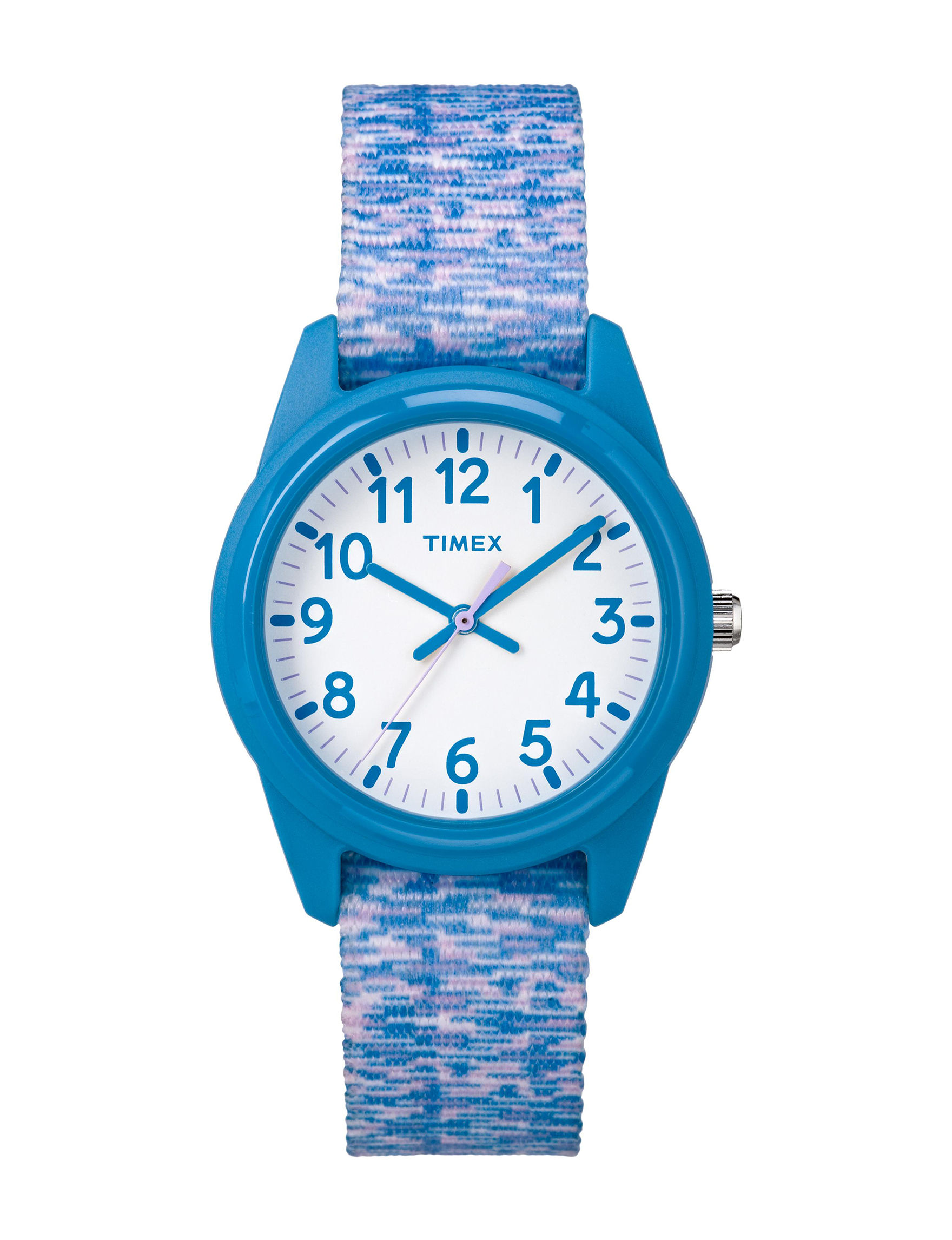 Timex Blue Fashion Watches