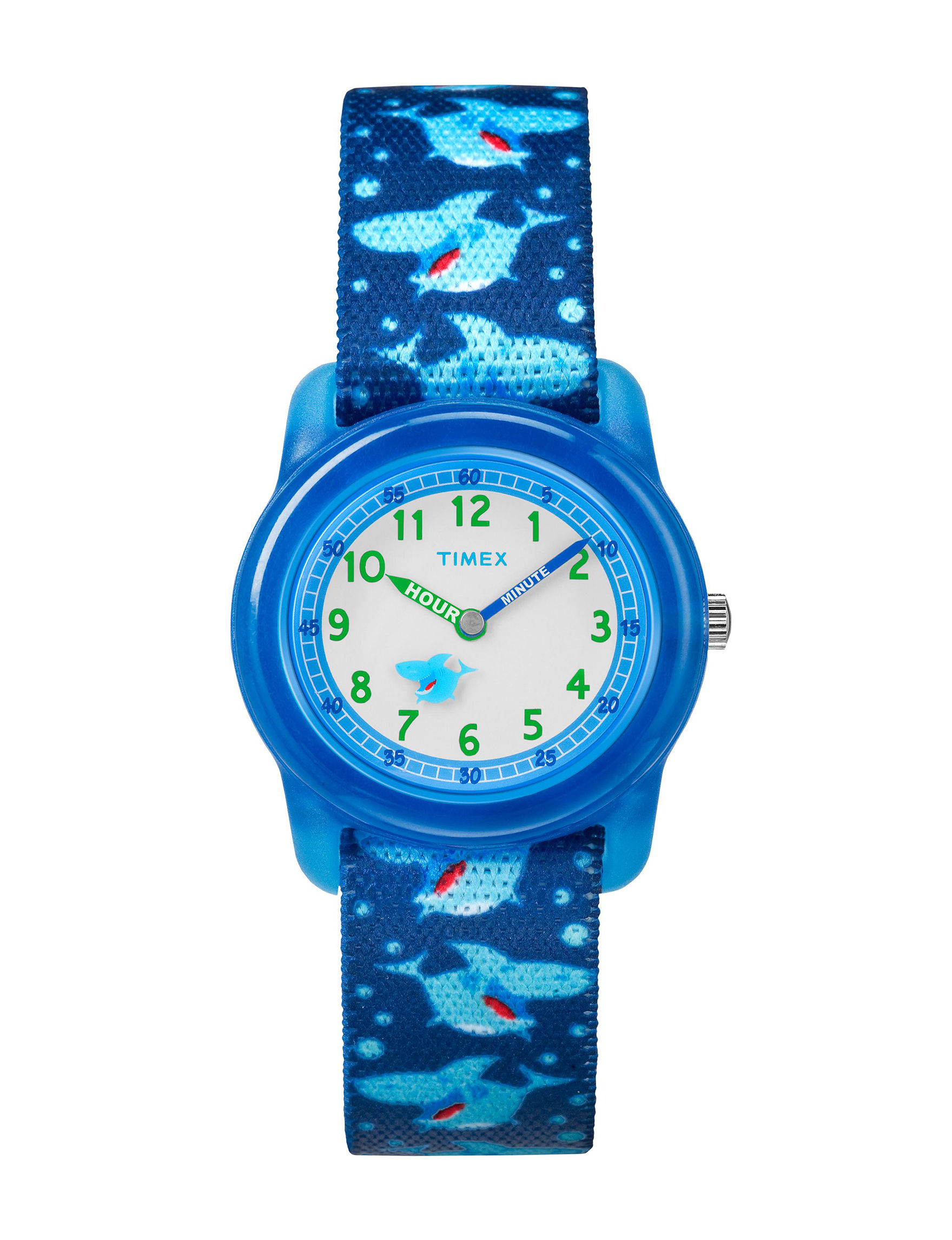 Timex Blue Fashion Watches