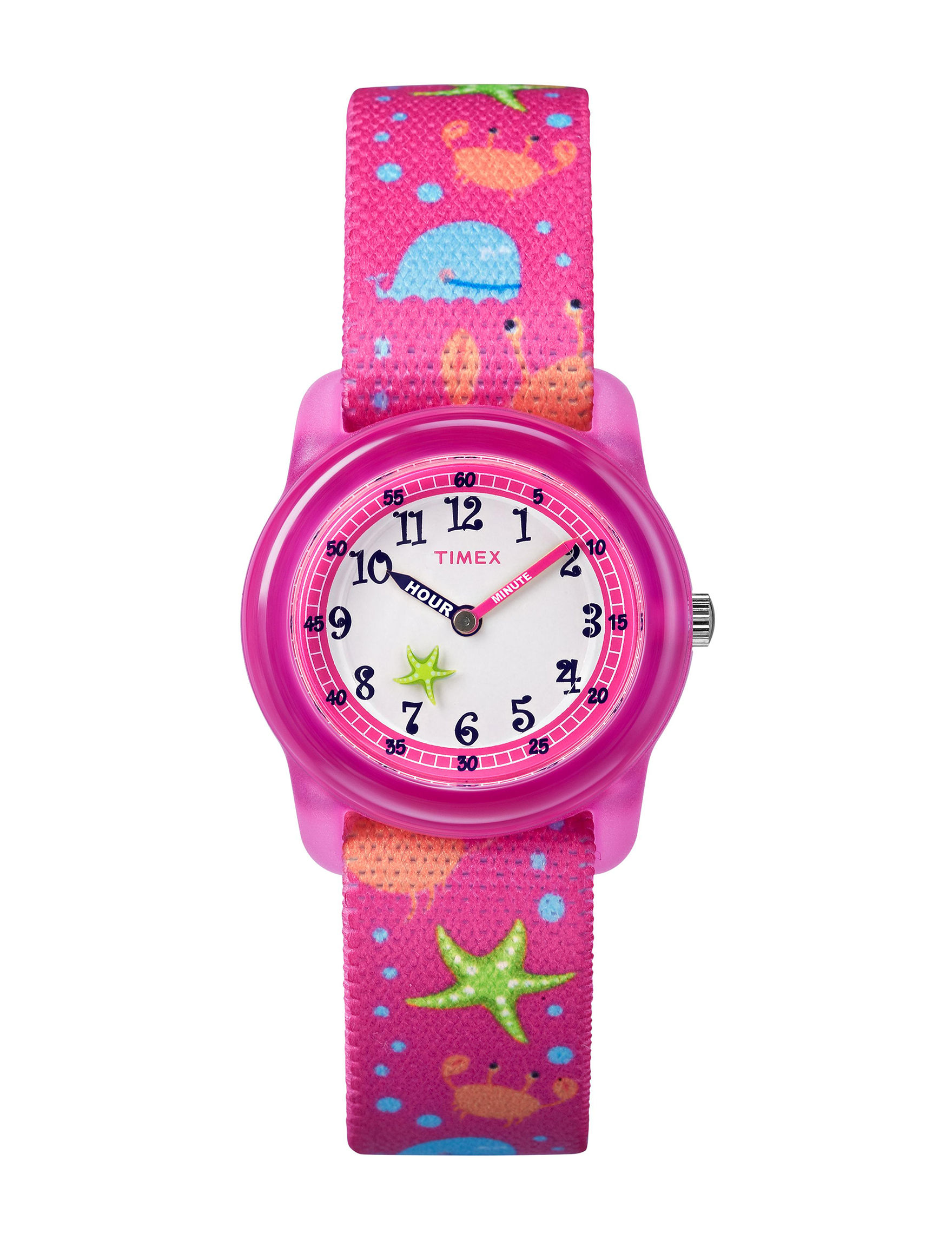 Timex Pink Fashion Watches