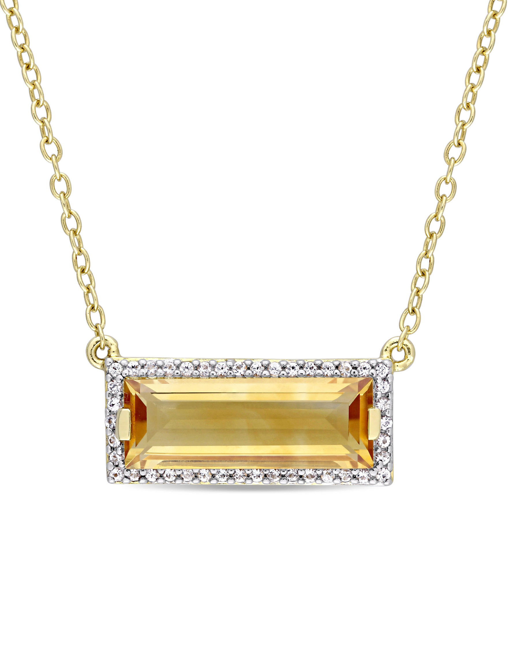 Sophia B Gold Necklaces & Pendants Fine Jewelry
