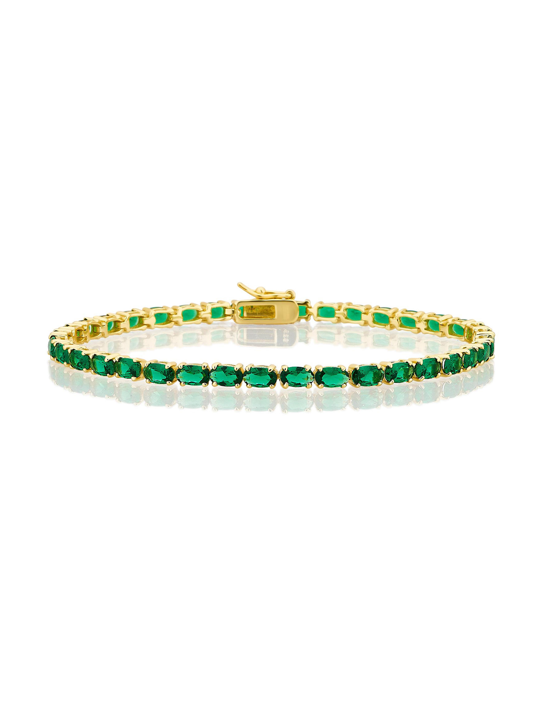 Green Bracelets Fine Jewelry
