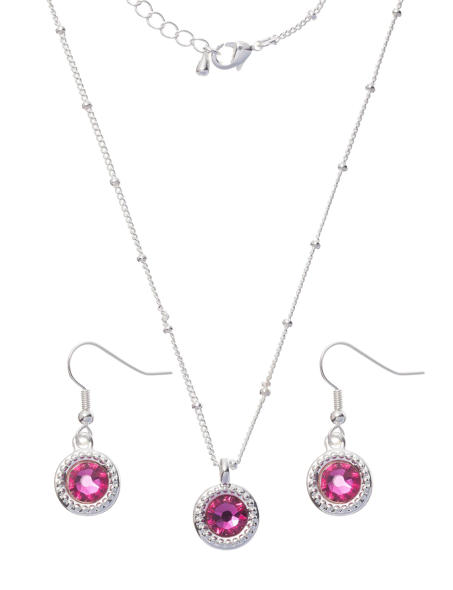 L & J Silver Earrings Necklaces & Pendants Fine Jewelry