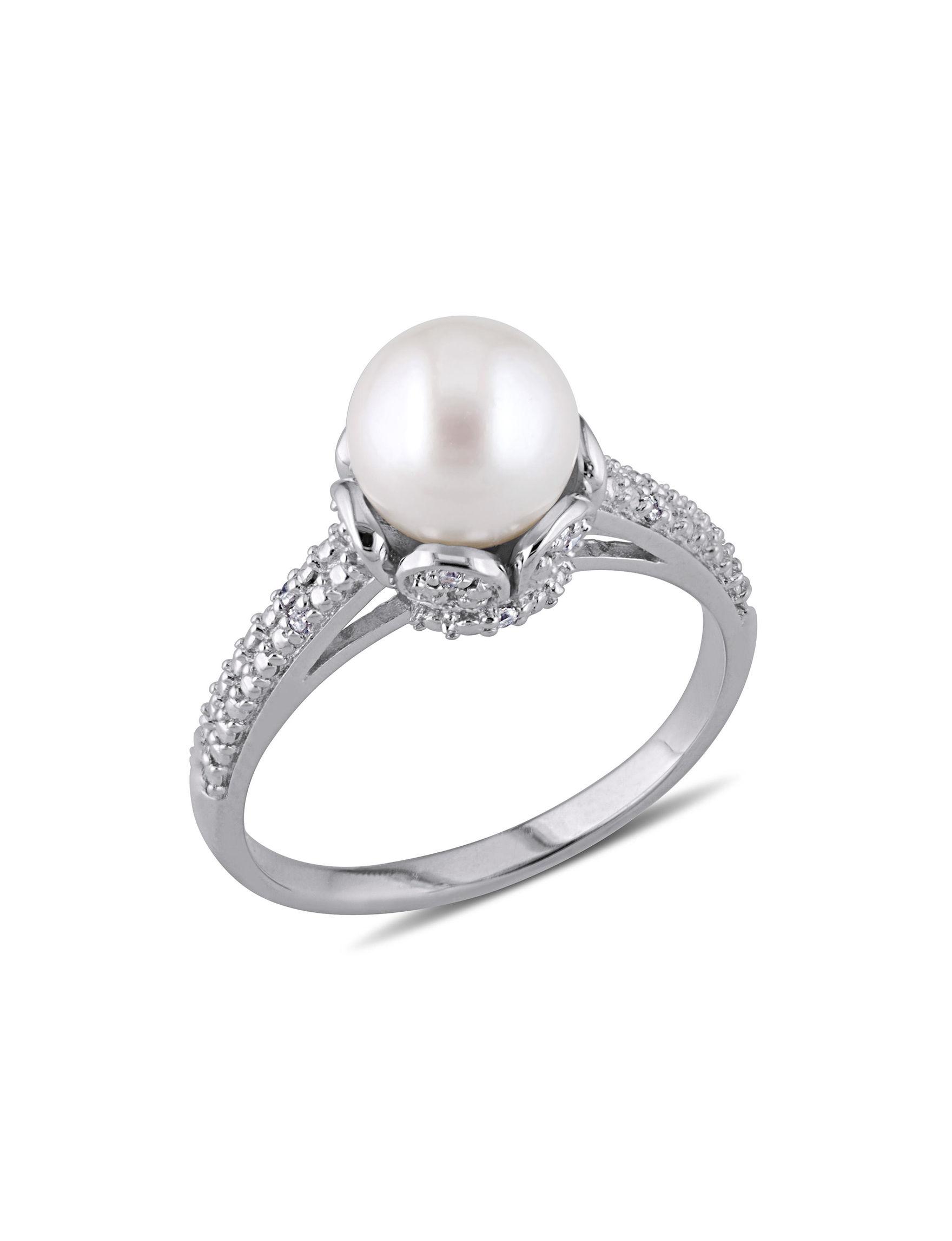 Michiko Silver Rings Fine Jewelry