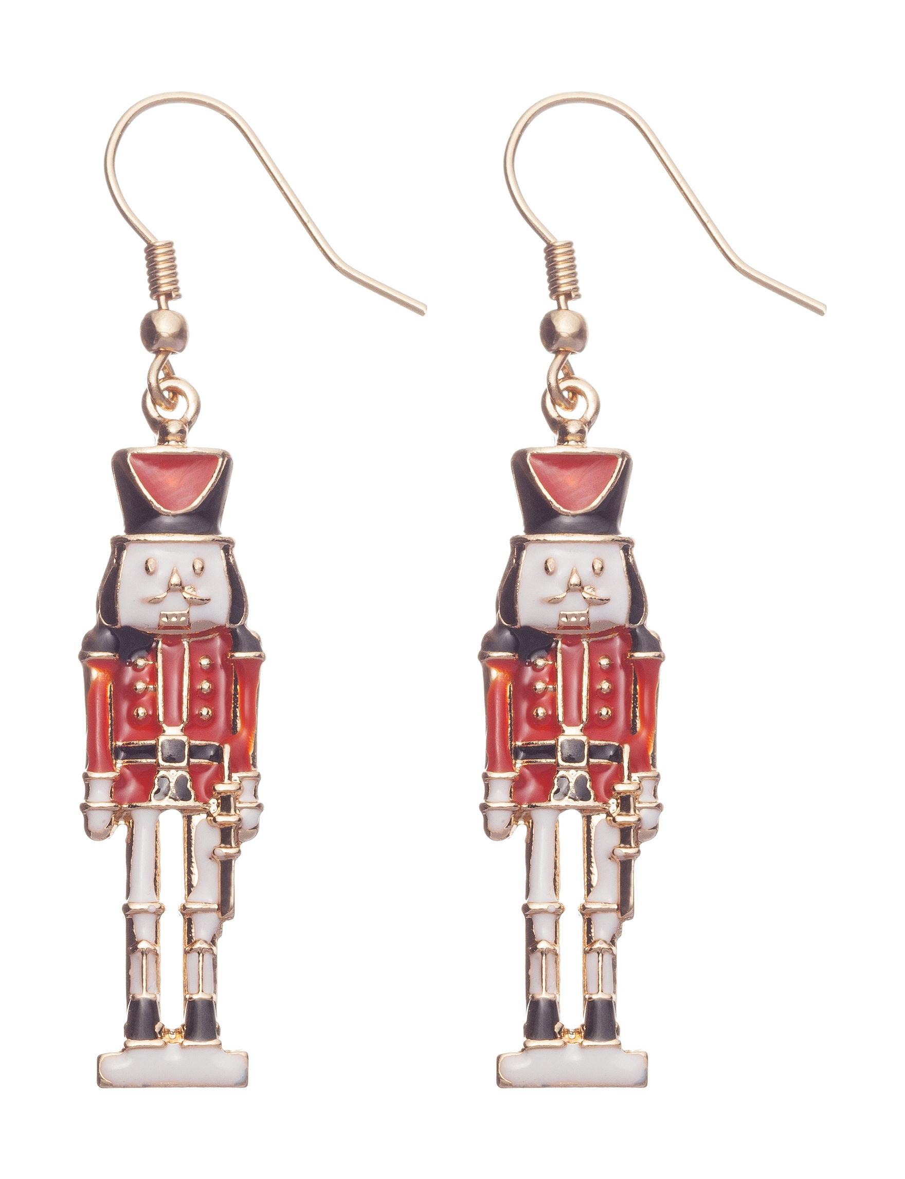 Hannah Gold Earrings Fashion Jewelry