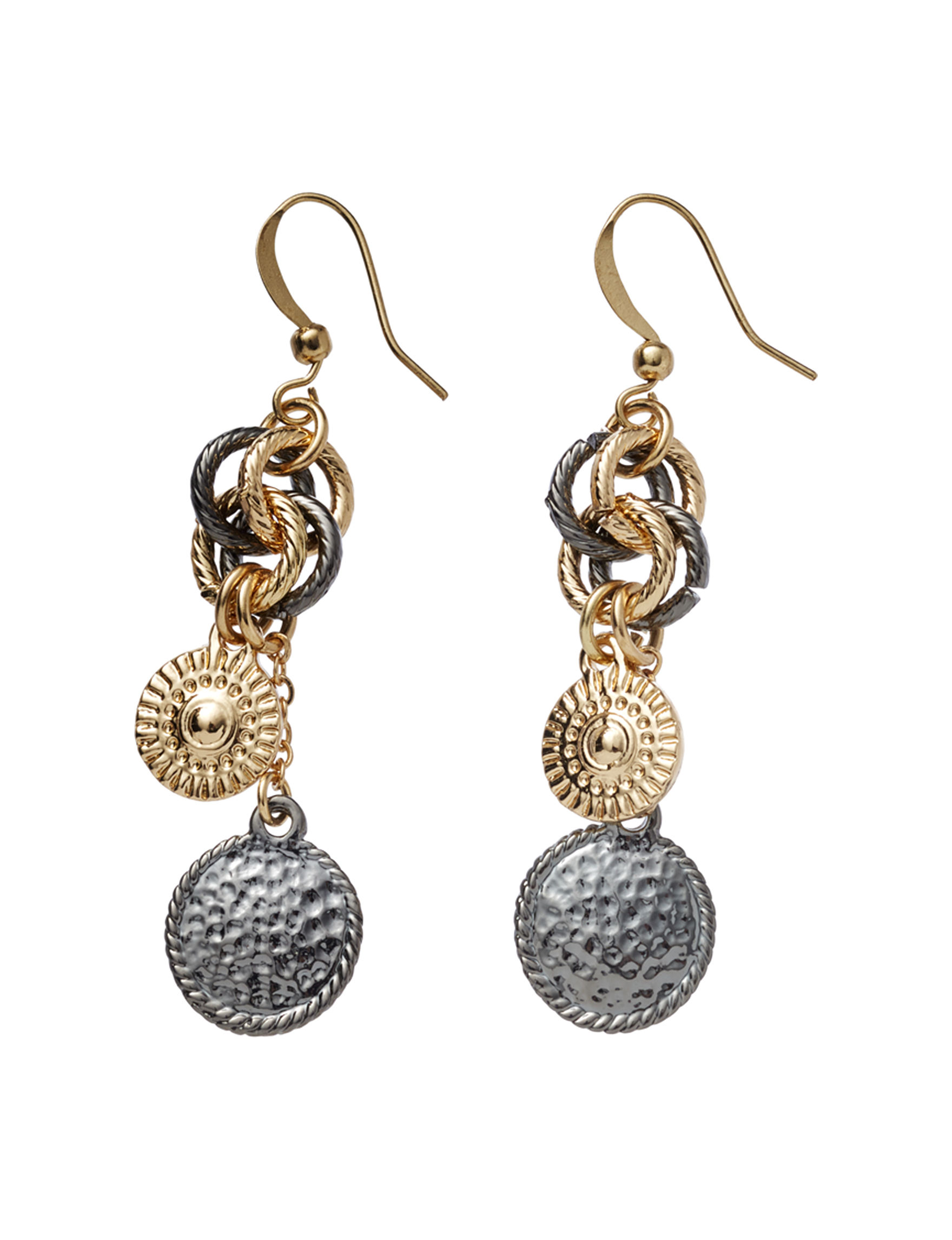 Hannah Multi Earrings Fashion Jewelry
