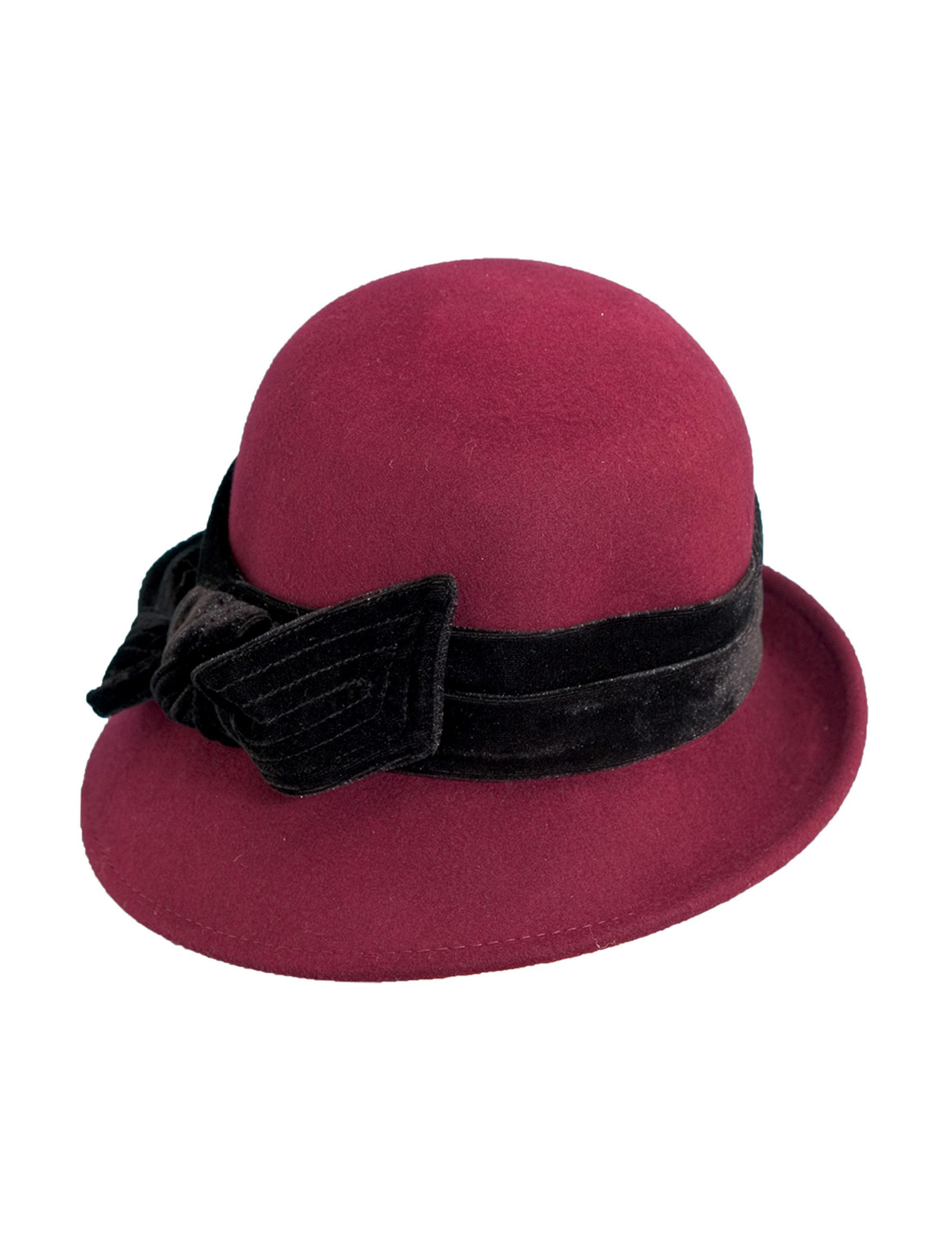 Scala Wool Felt Cloche Hat  c0017316ec73