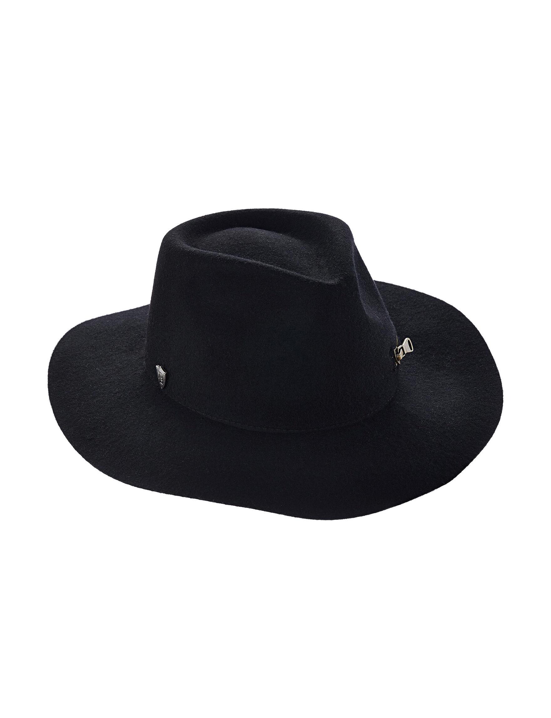 Callanan Black Hats & Headwear