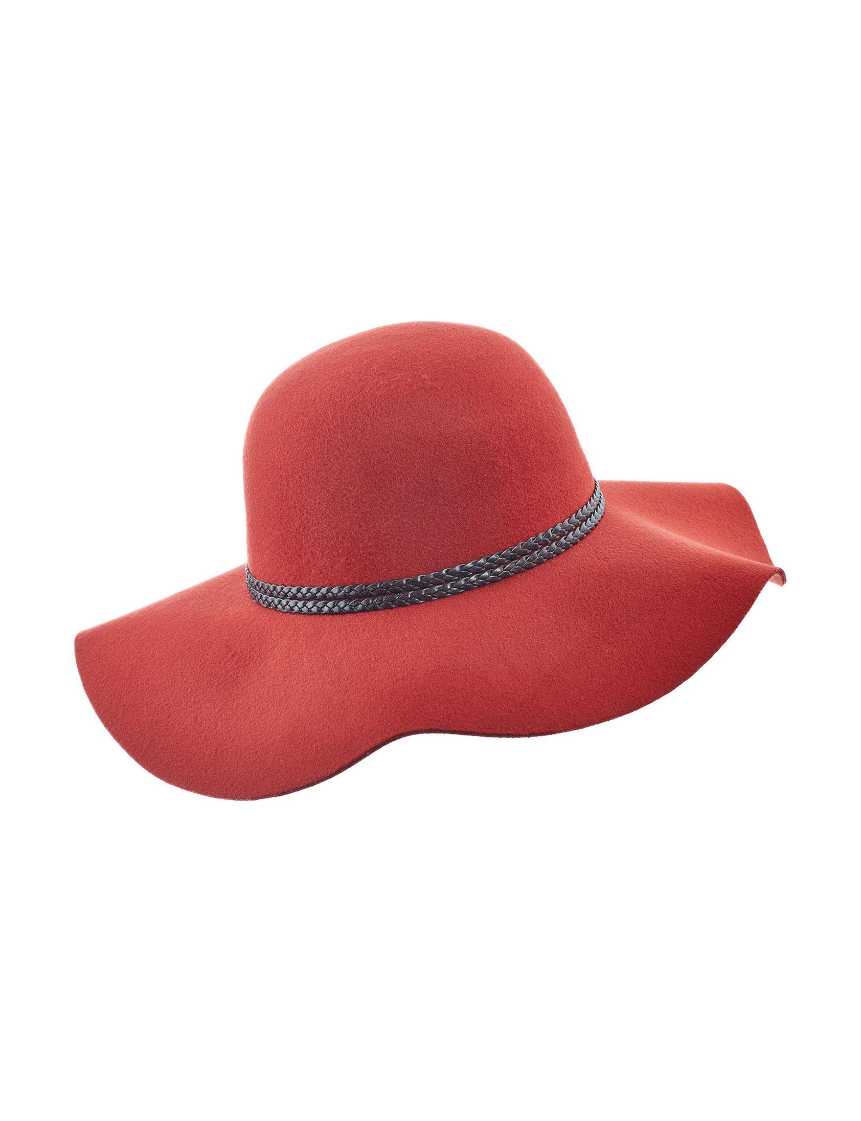 Scala Rust Hats & Headwear