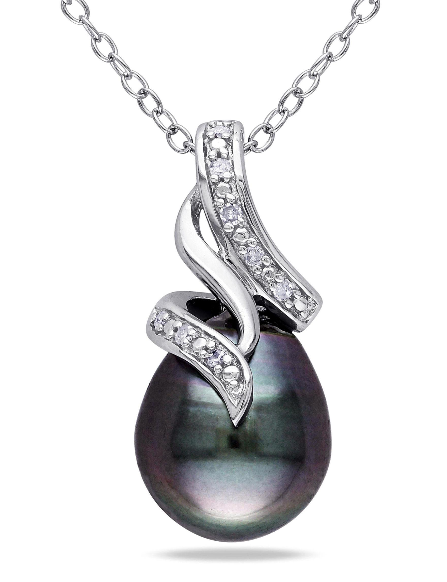 Michiko Silver Necklaces & Pendants Fine Jewelry