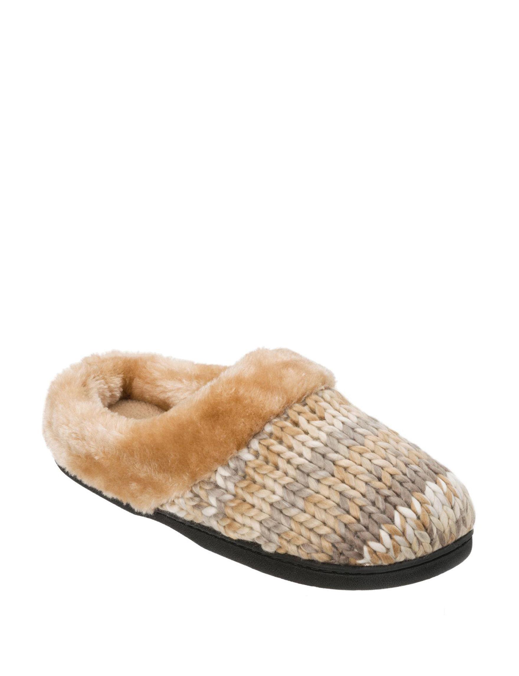 Dearfoams Desert Slipper Shoes
