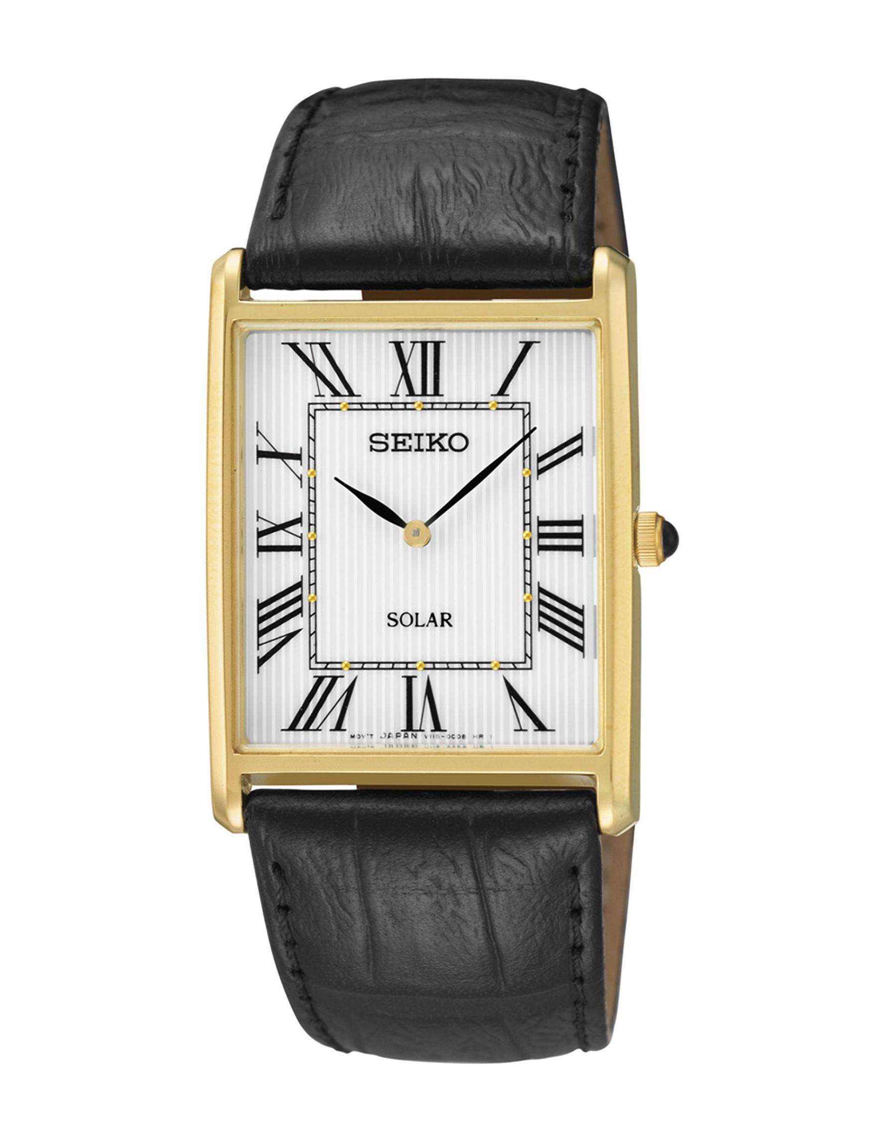 Seiko Gold Fashion Watches