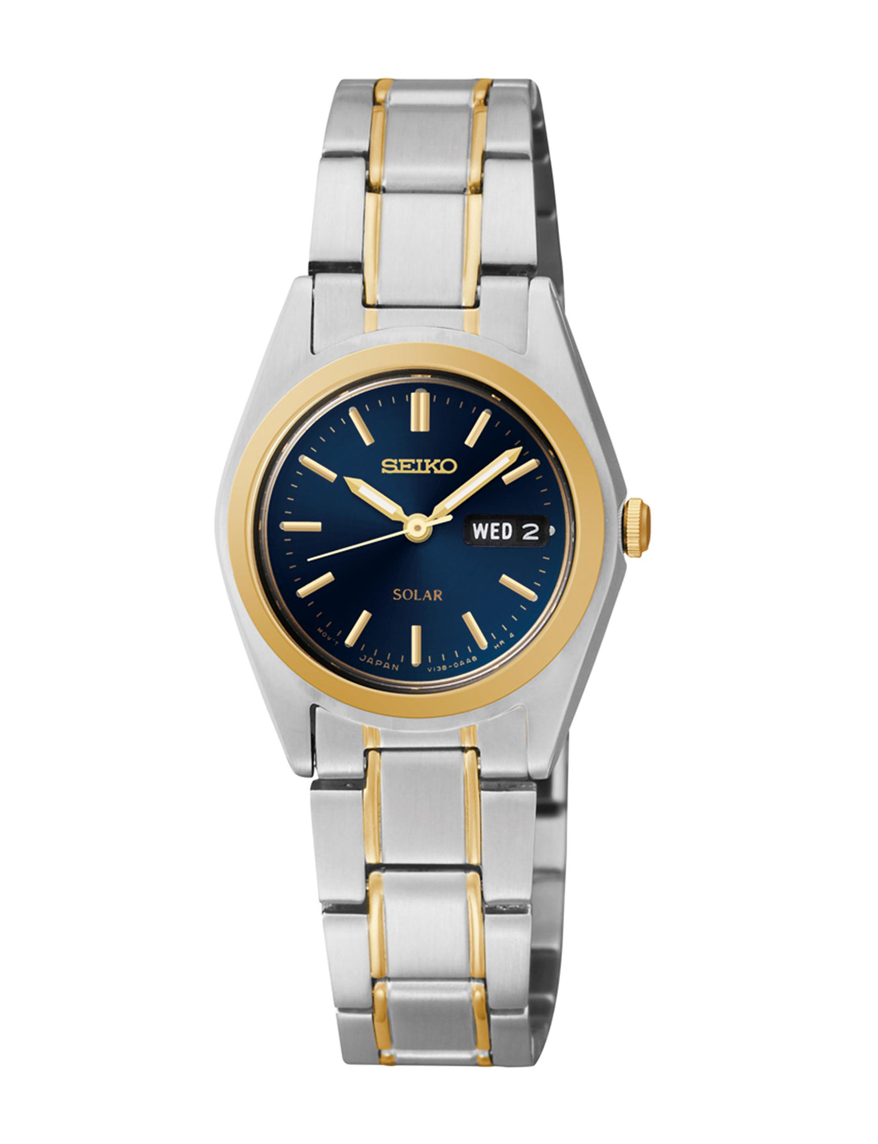 Seiko Two Tone Fashion Watches