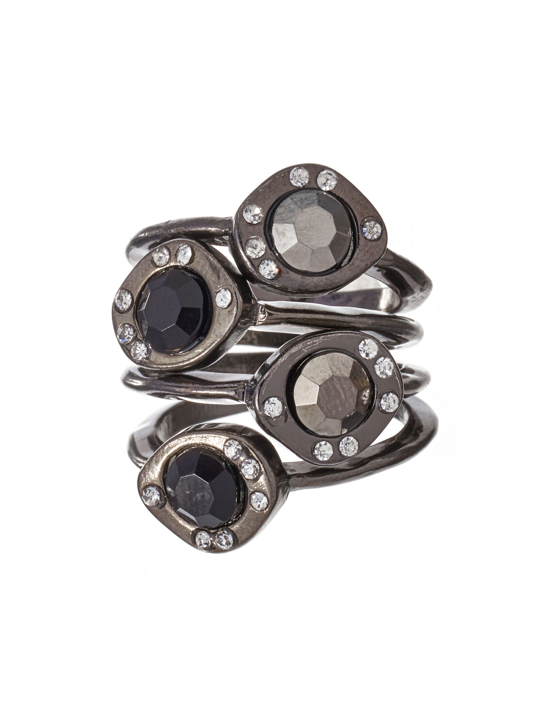 Hannah Multi Rings Fashion Jewelry