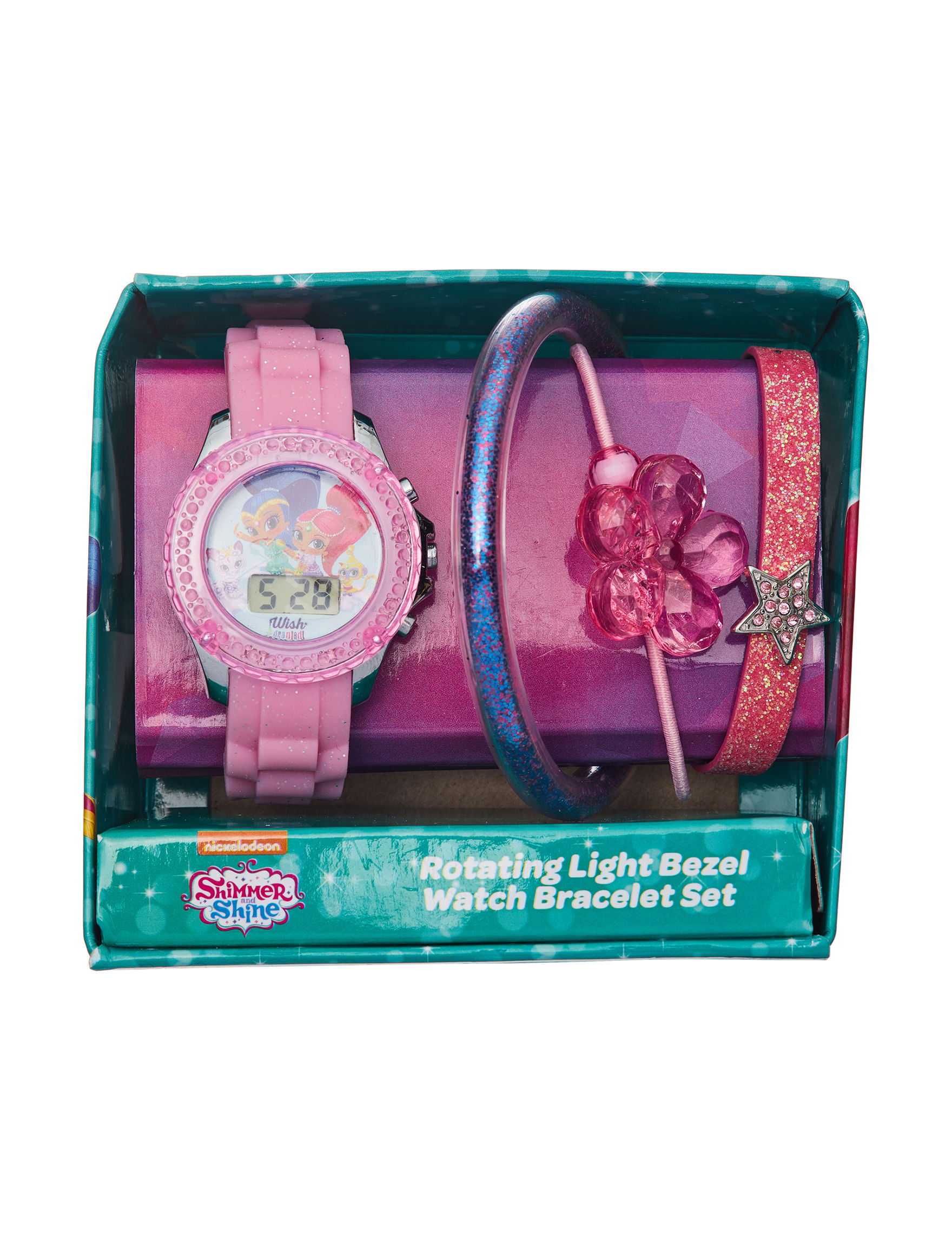 Licensed Pink Sport Watches