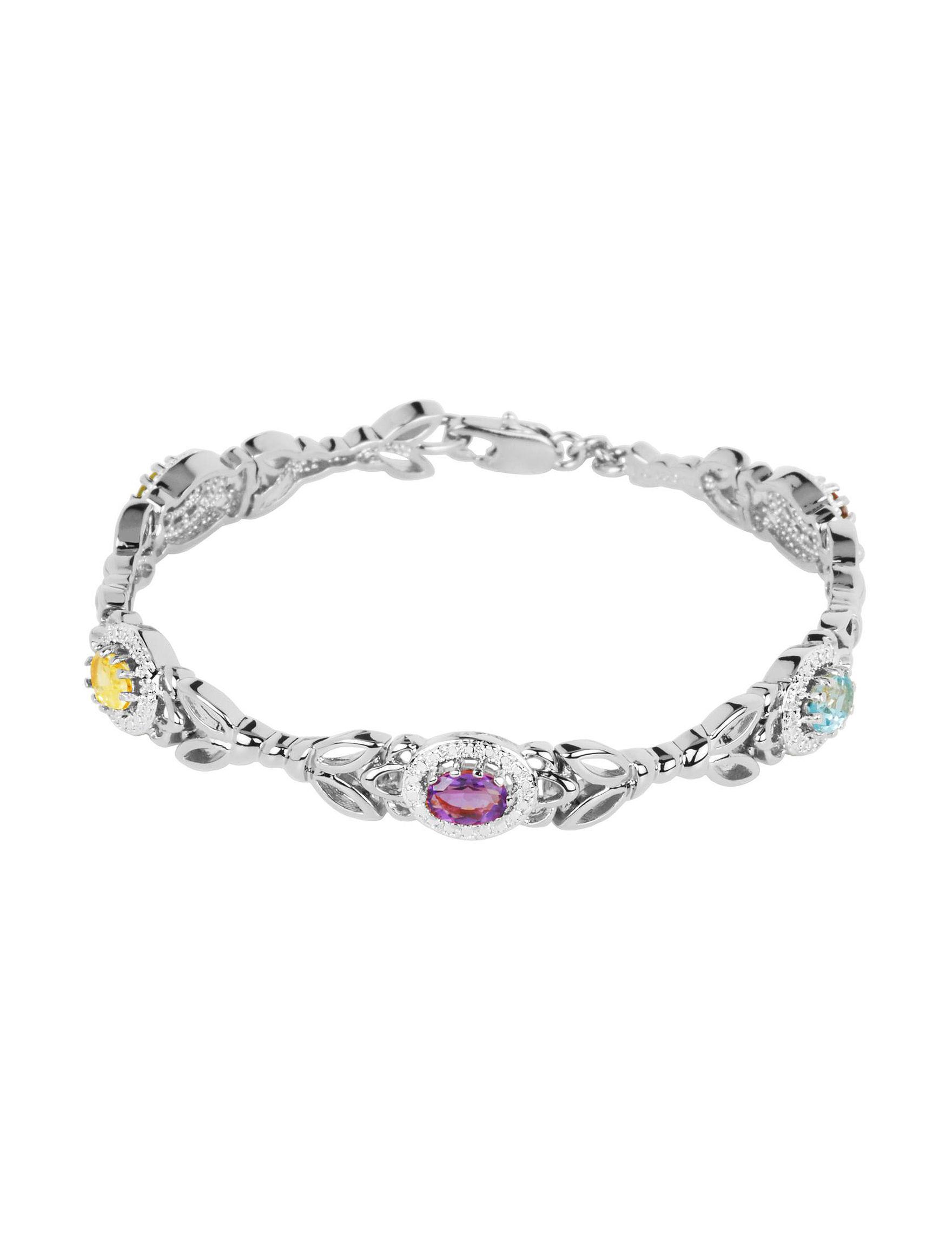 PAJ INC. Multi Color Bracelets Fine Jewelry