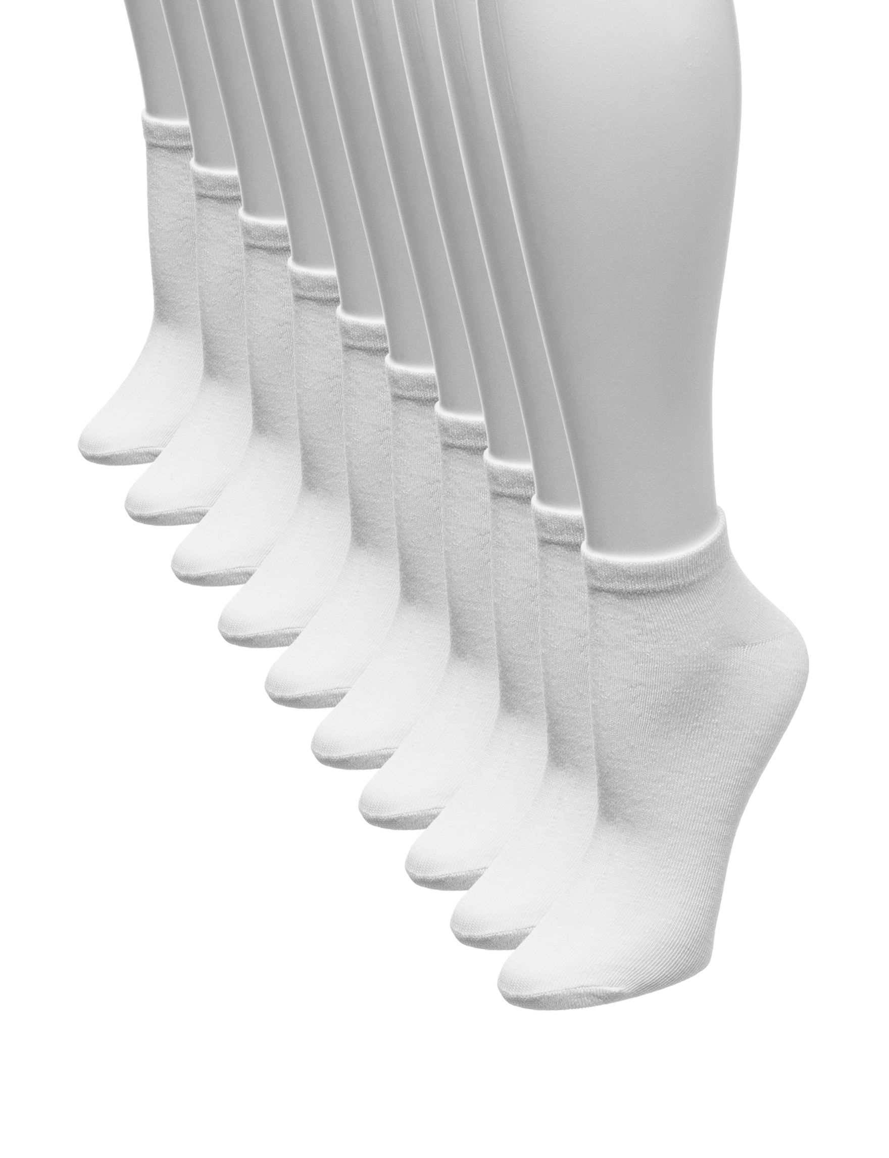 Modern Herritage White Socks