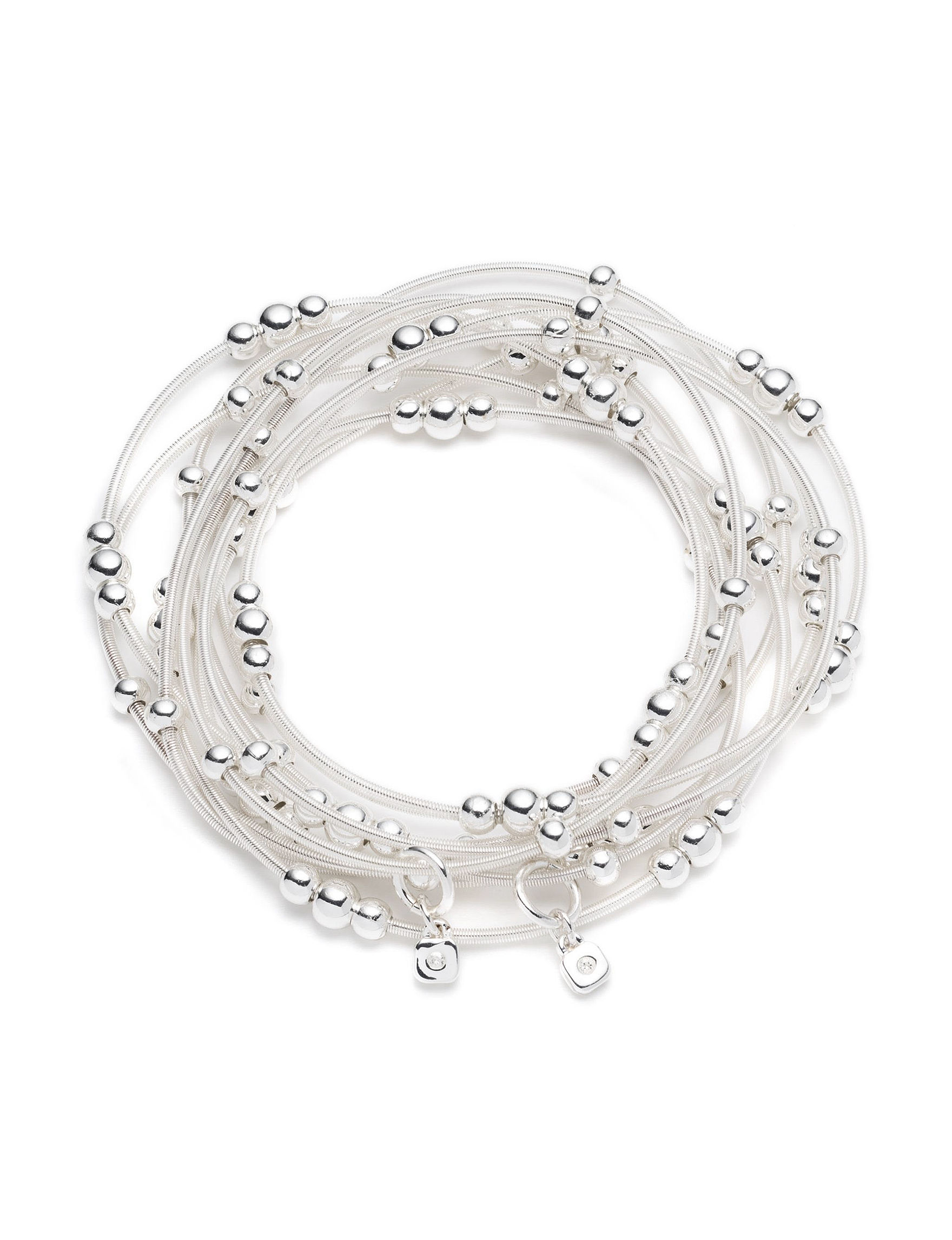 Nine West Silver Bracelets Fashion Jewelry