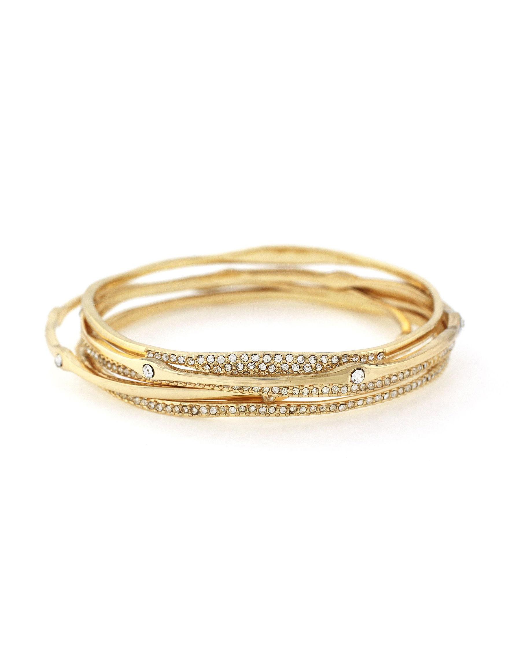 Jessica Simpson Gold Fashion Jewelry
