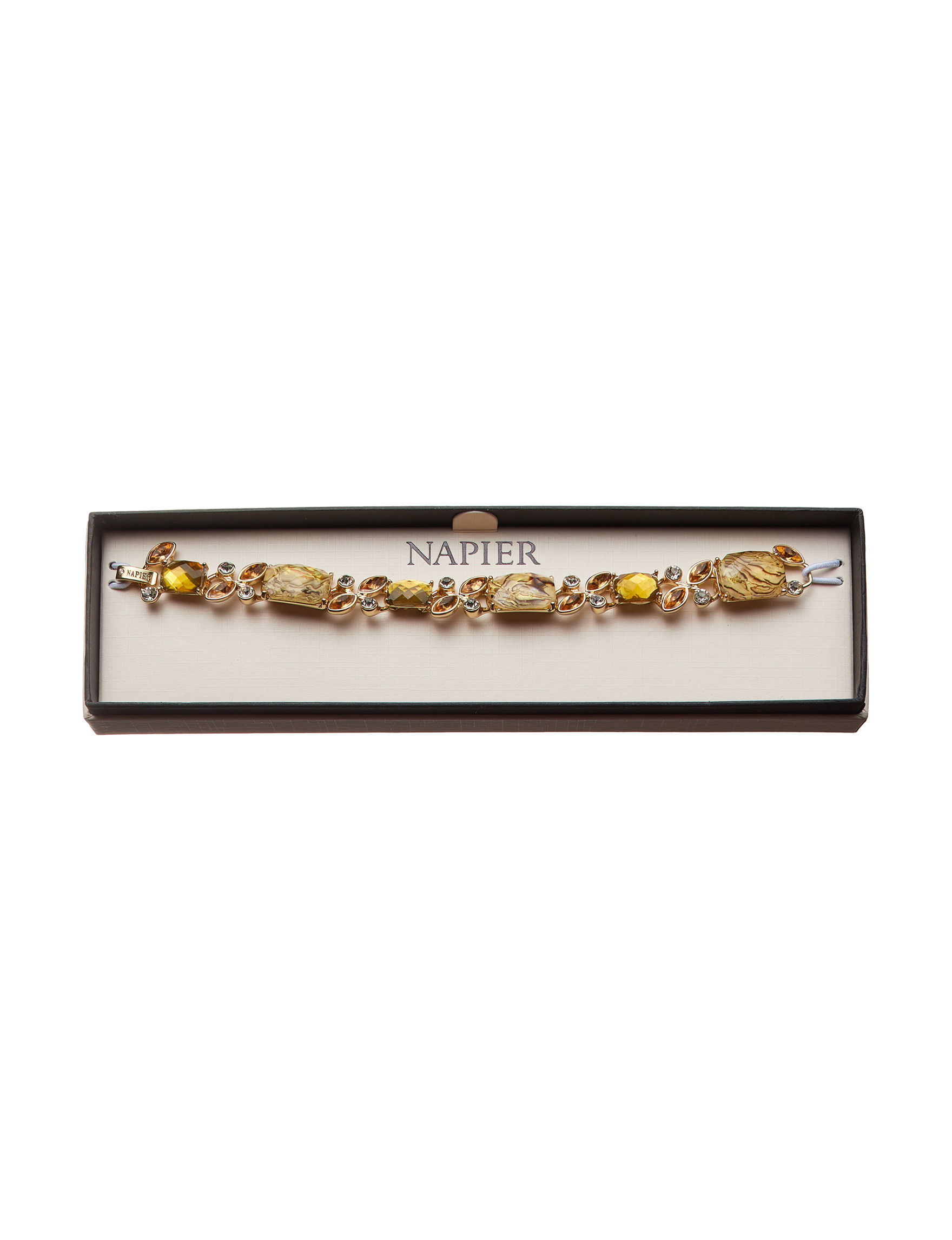 Napier Gold Bracelets Fashion Jewelry