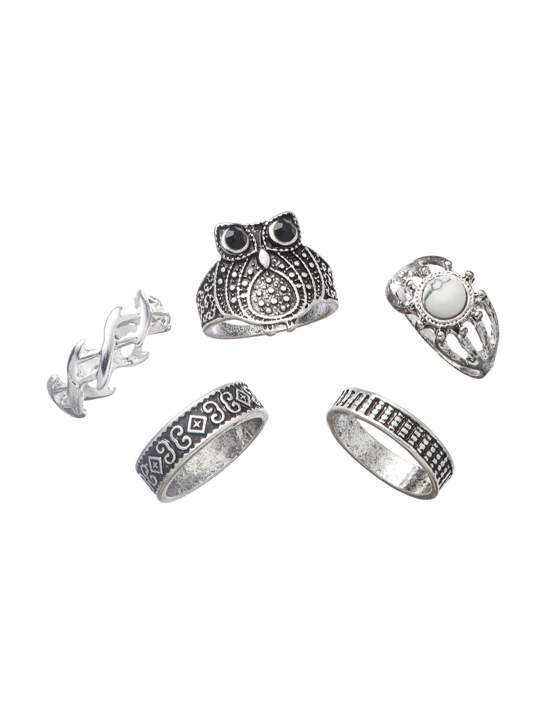 Hannah Grey Fashion Jewelry