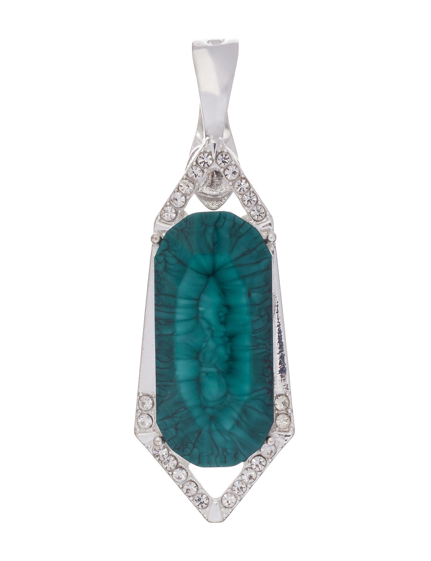Wearable Art Silver Fashion Jewelry