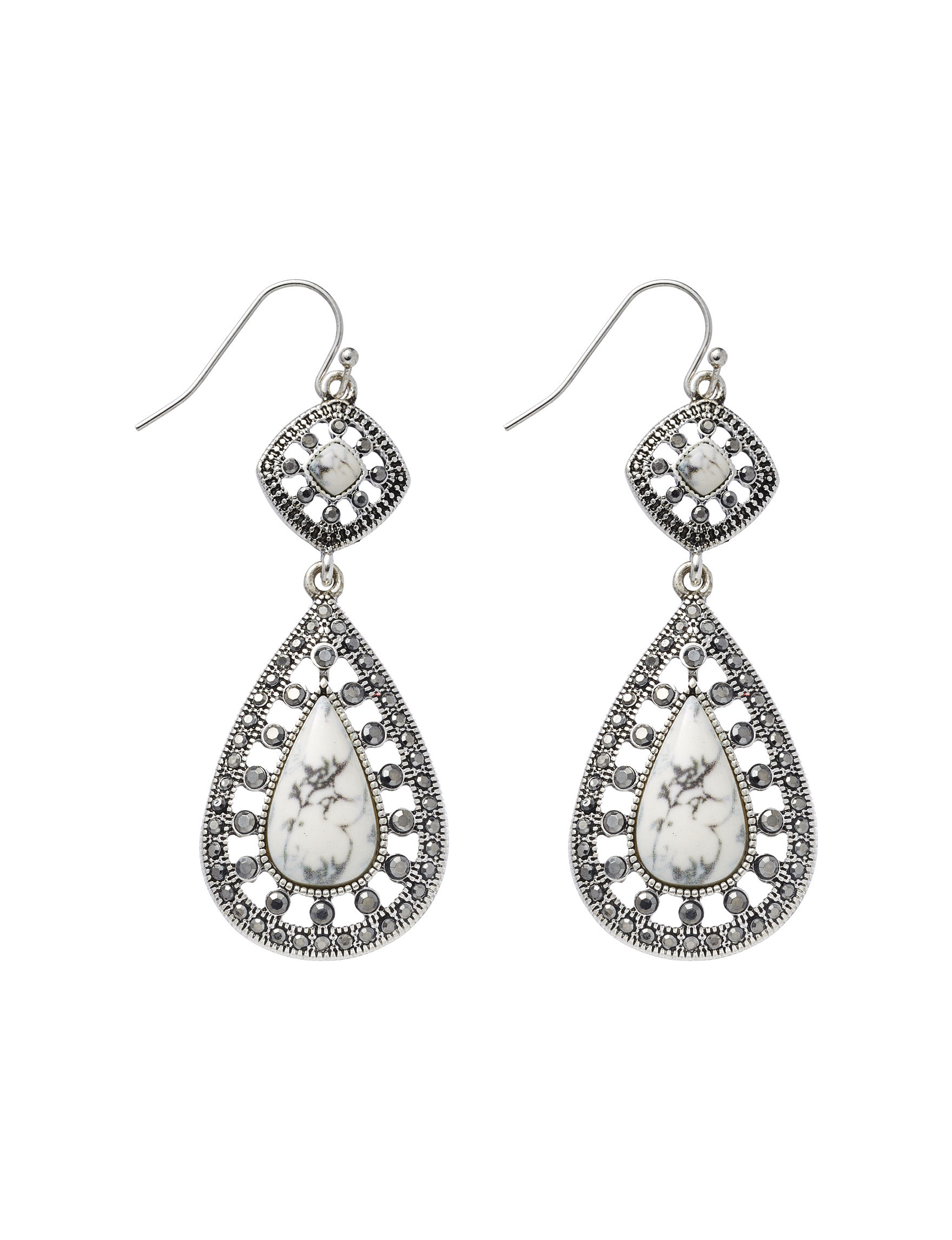 Roman  Drops Earrings Fashion Jewelry