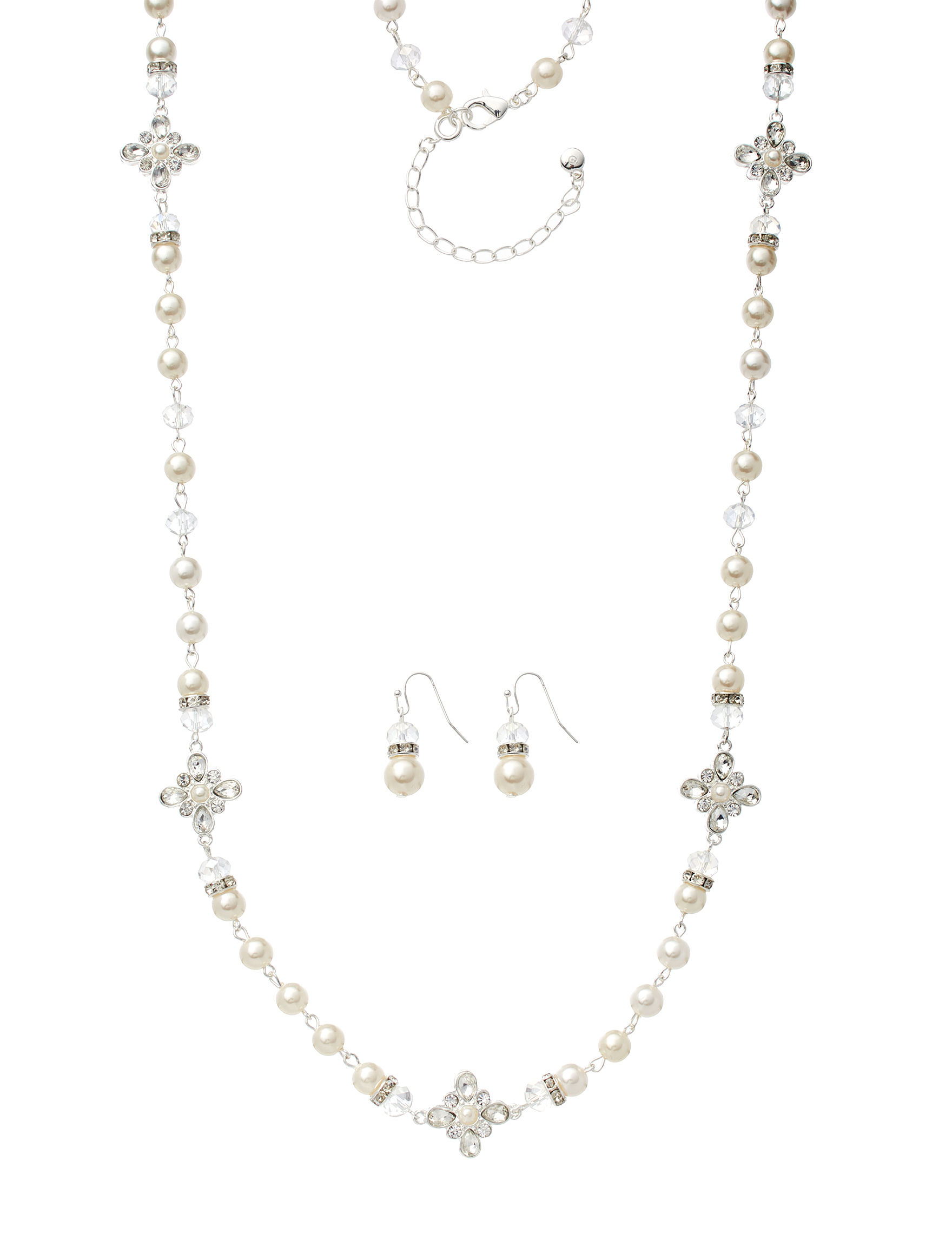 Hannah Pearl / Crystal Jewelry Sets Fashion Jewelry
