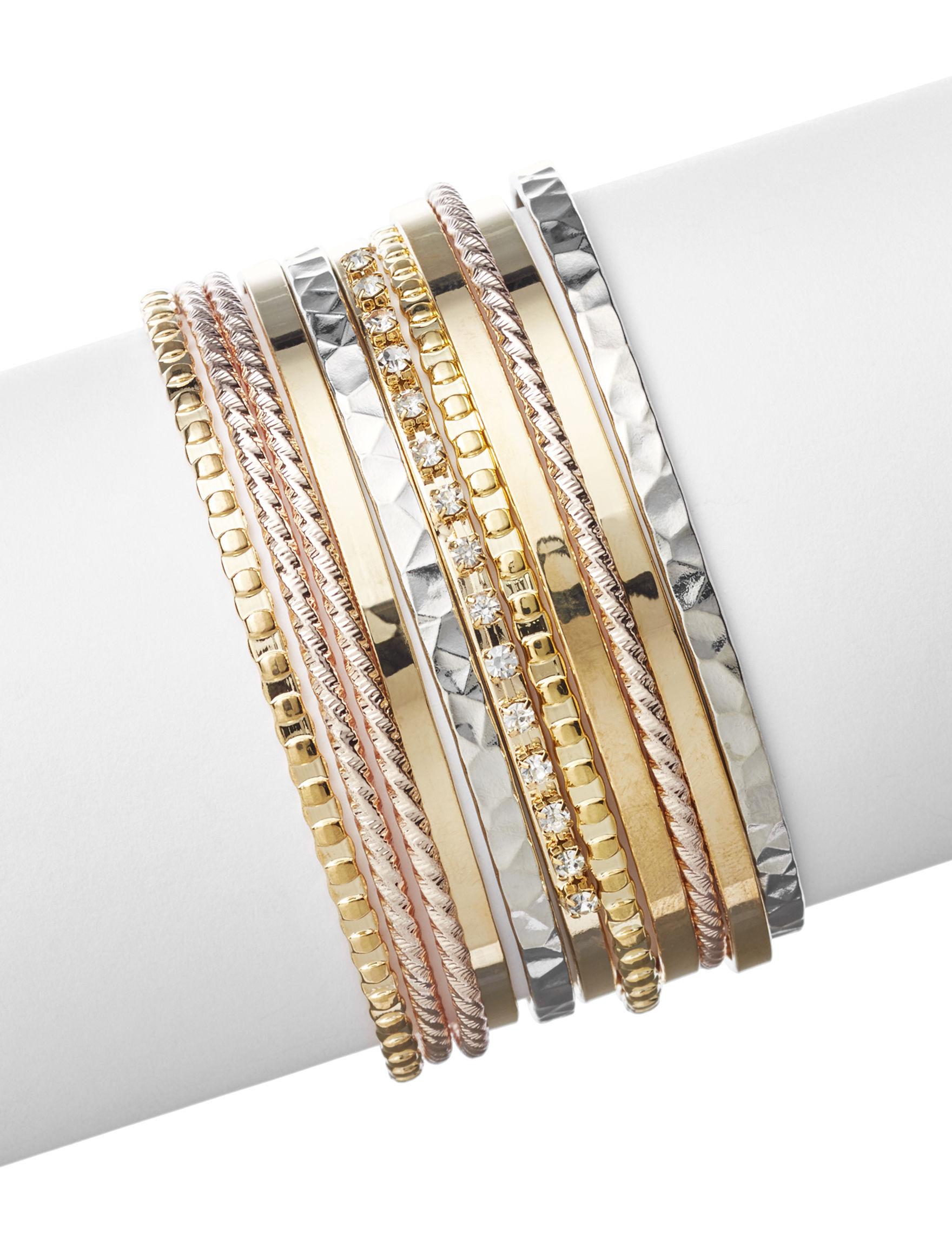 Signature Studio Gold Fashion Jewelry