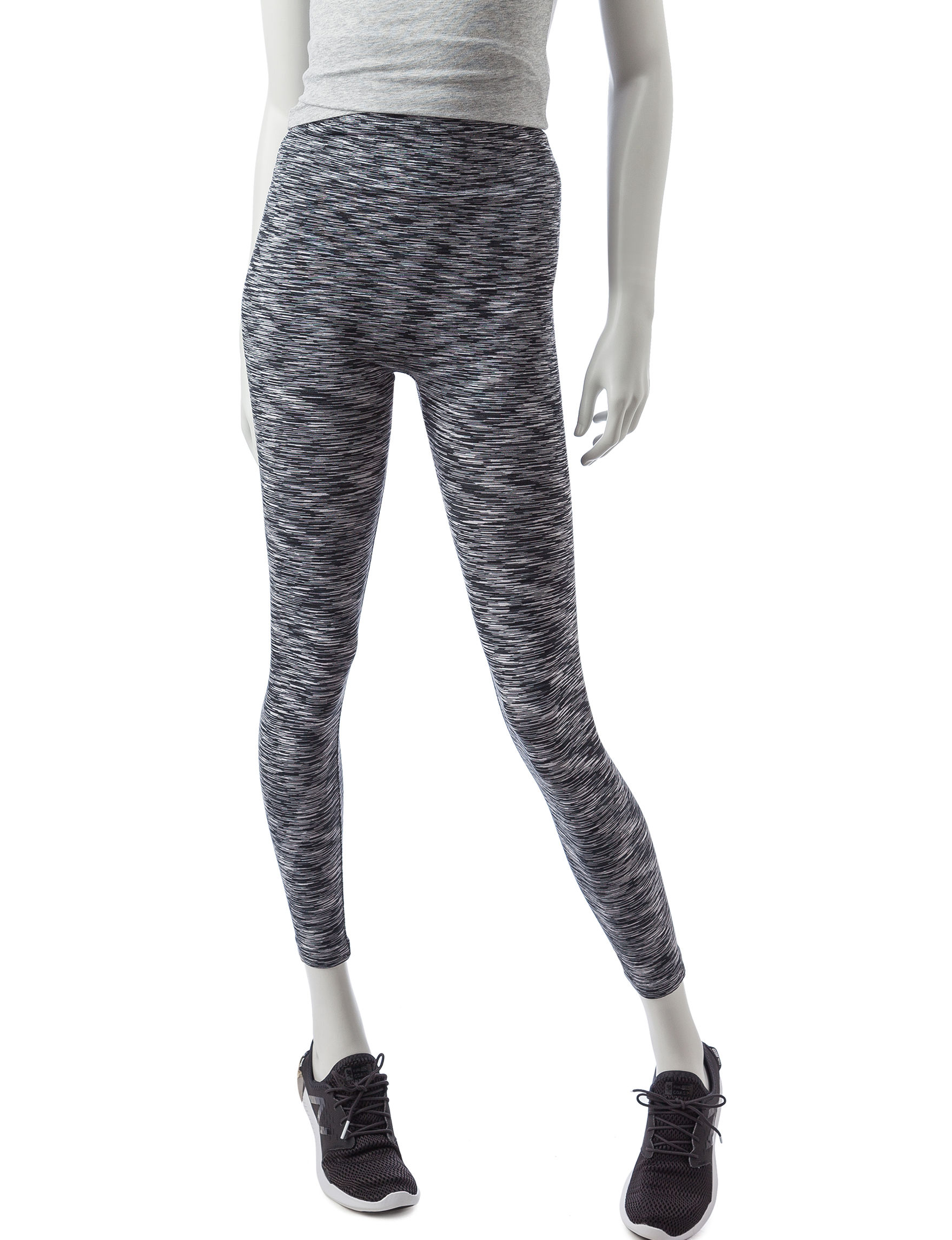 Modern Herritage Grey Leggings
