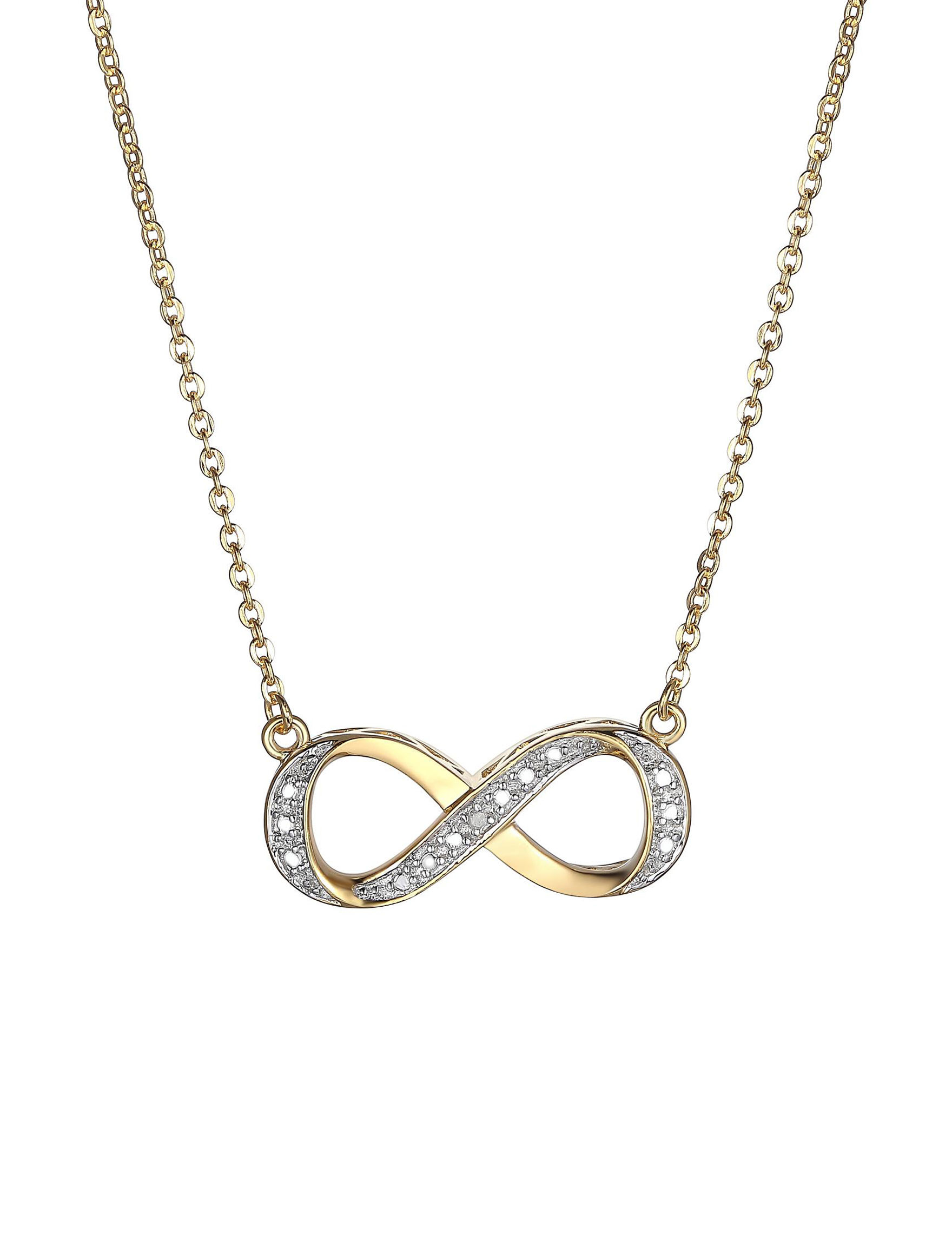 PAJ INC. White Gold Necklaces & Pendants Fine Jewelry