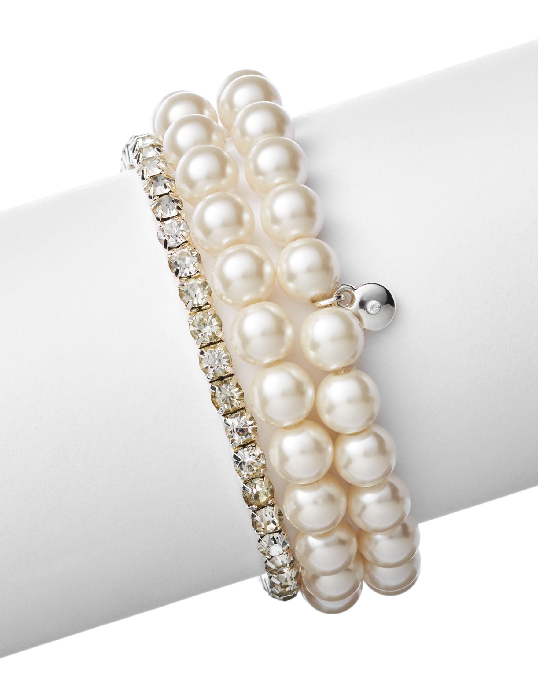 Hannah Beige Bracelets Jewelry Sets Fashion Jewelry