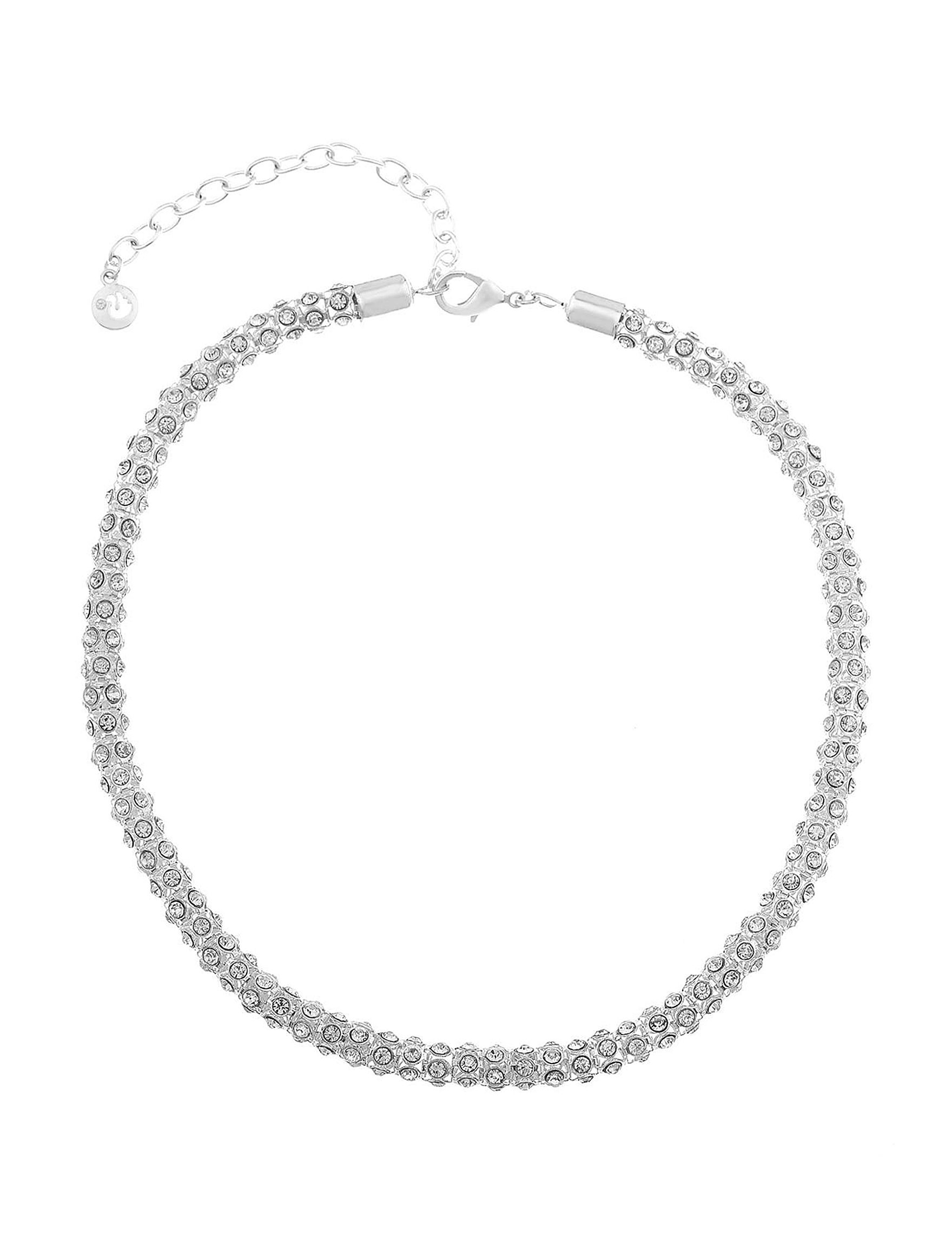 Gloria Vanderbilt Silver Fashion Jewelry
