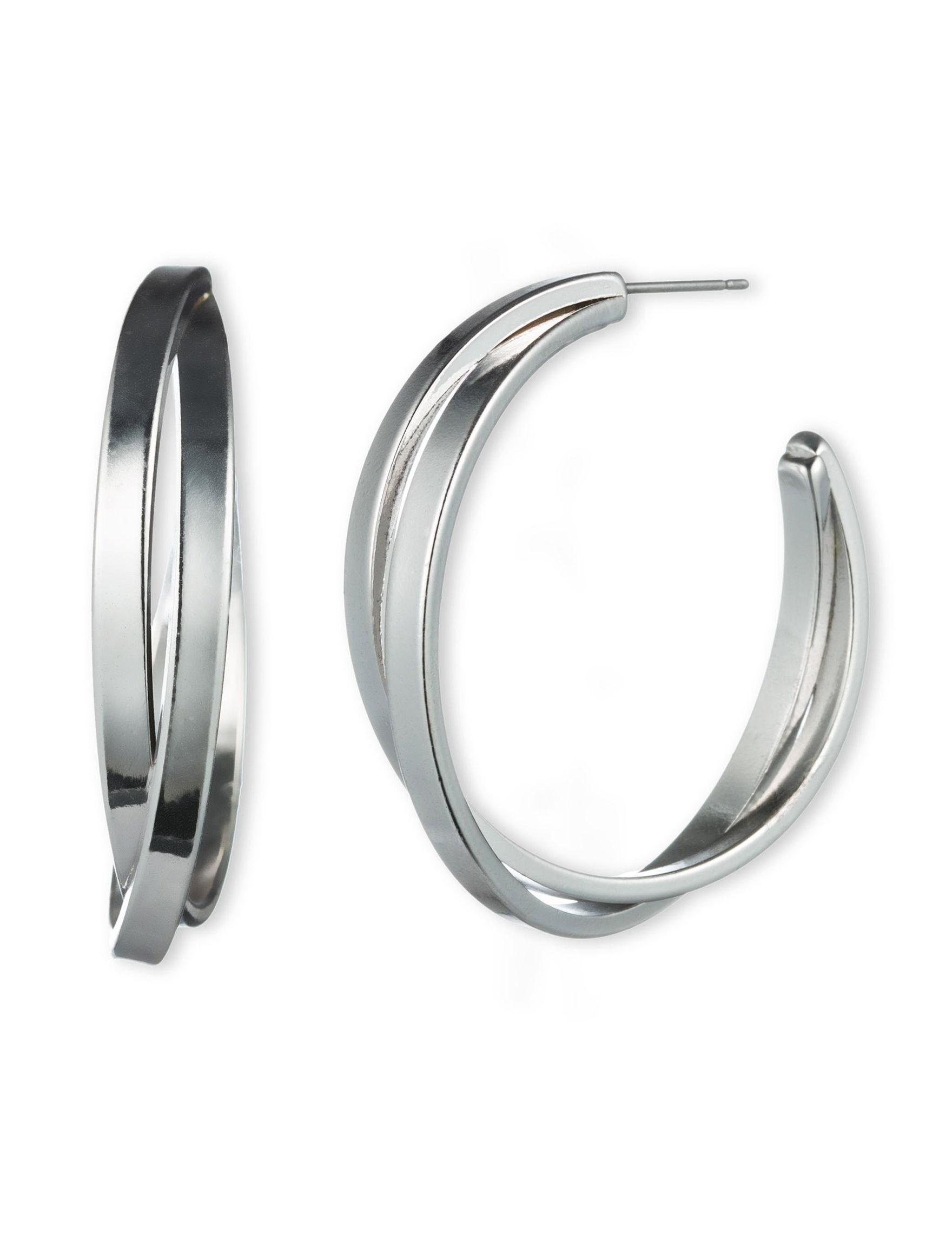 Gloria Vanderbilt Silver Fashion Jewelry