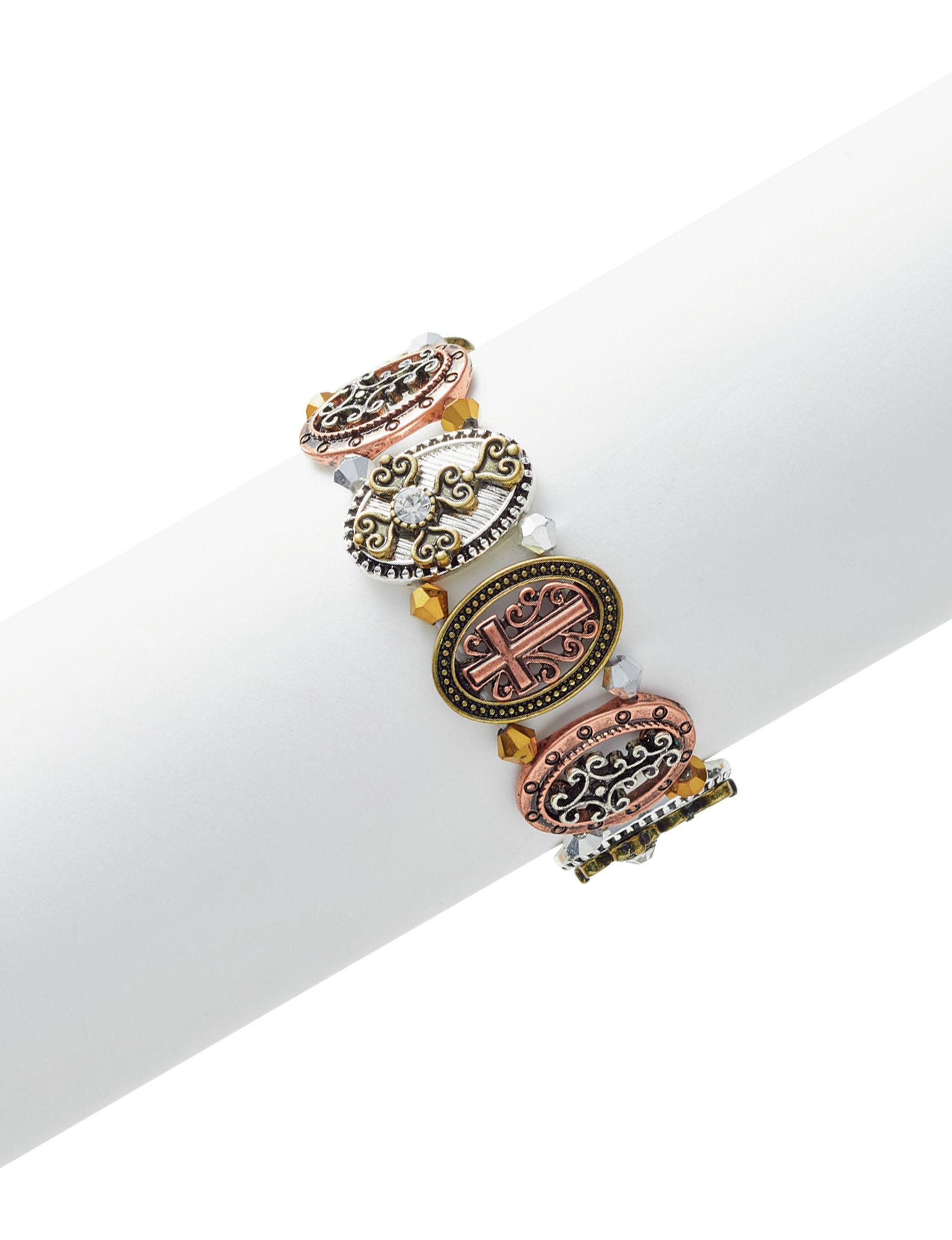 Hannah Bronze Bracelets Fashion Jewelry