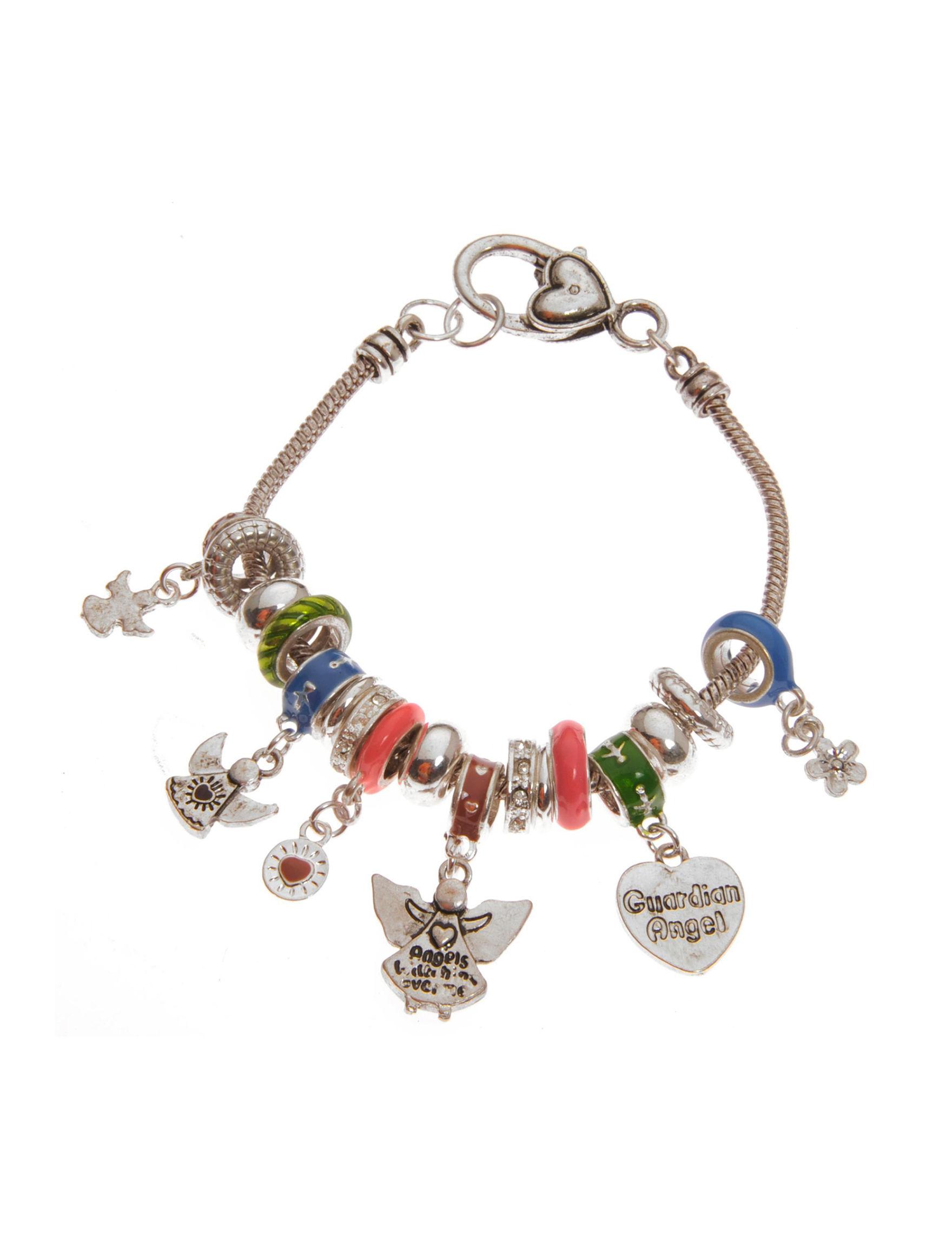 Tanya Silver / Multi Bracelets Fashion Jewelry