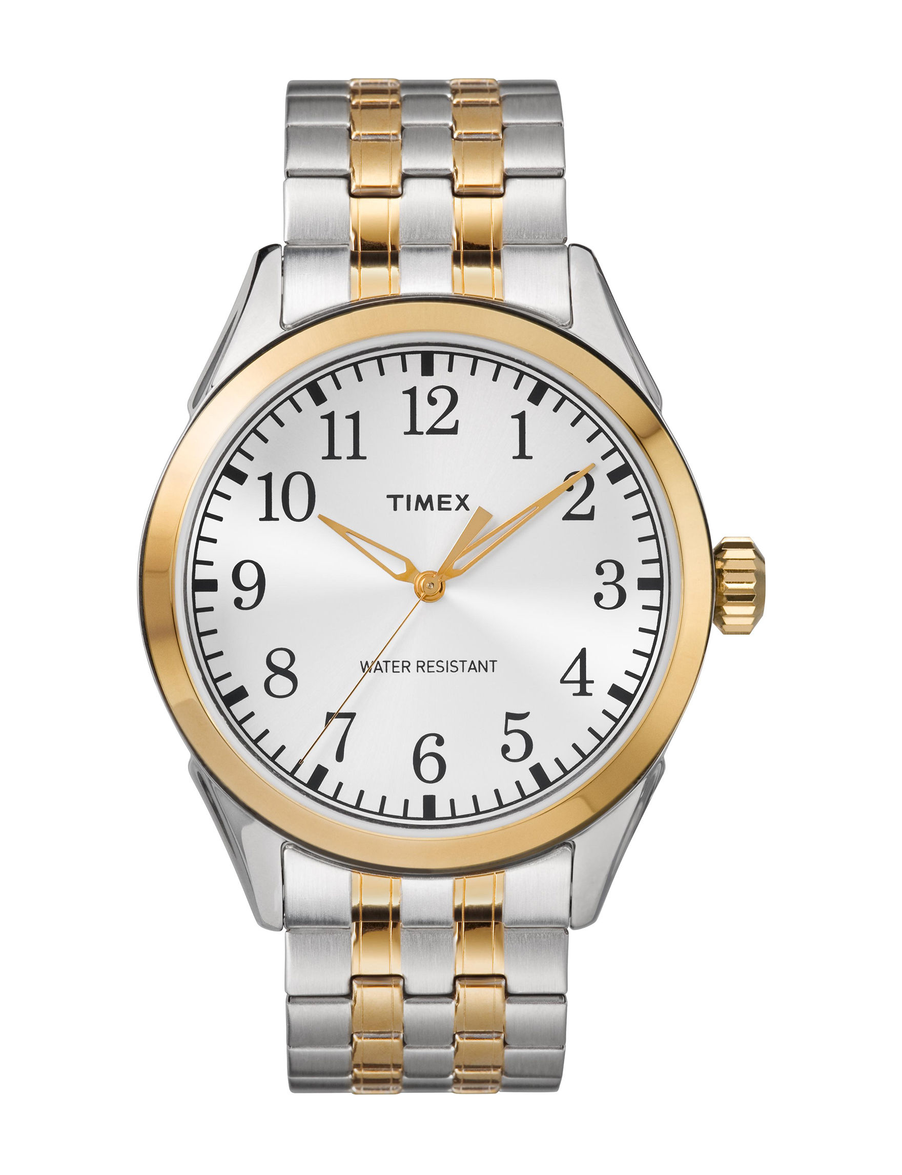 Timex Two Tone Fashion Watches