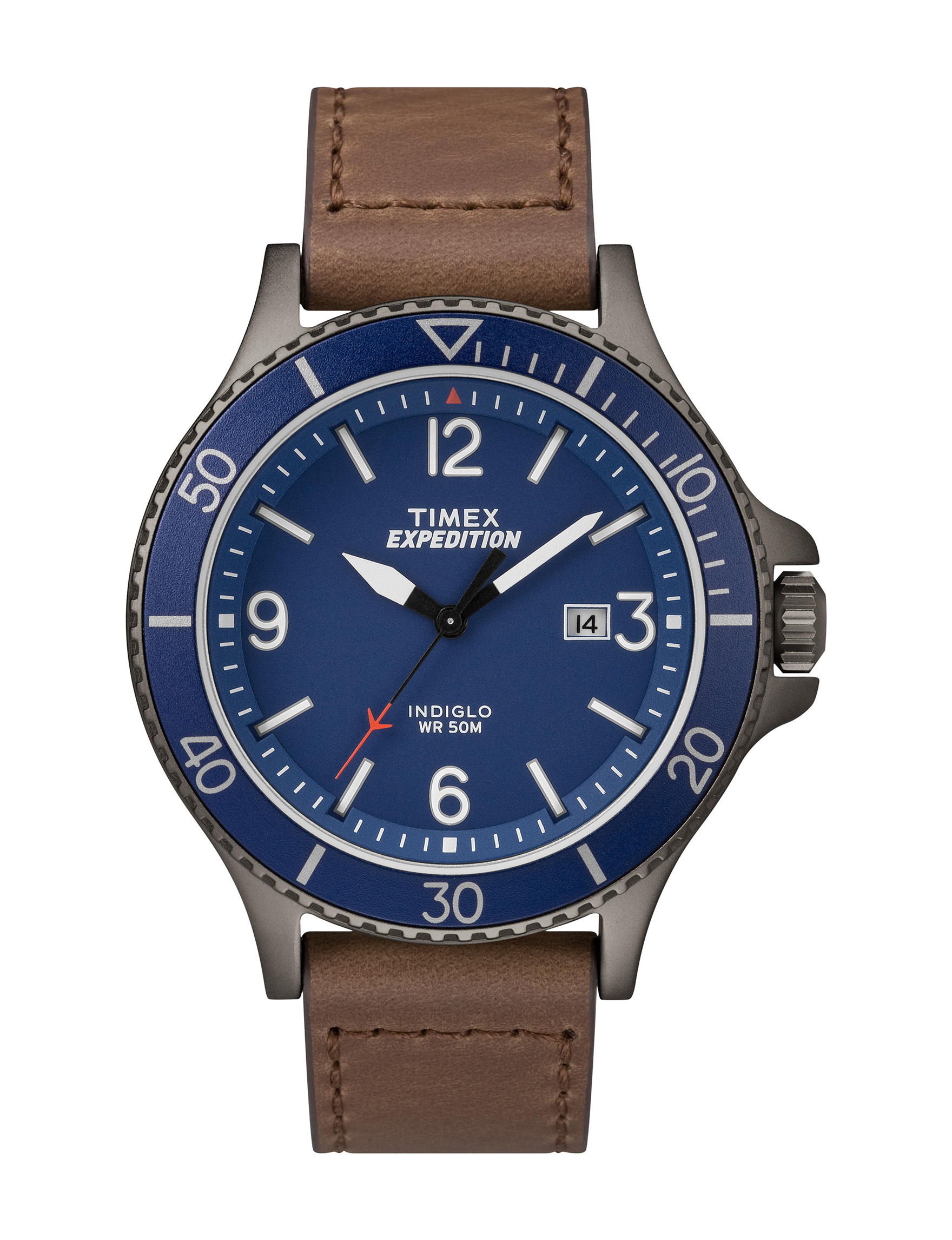 Timex Brown Fashion Watches