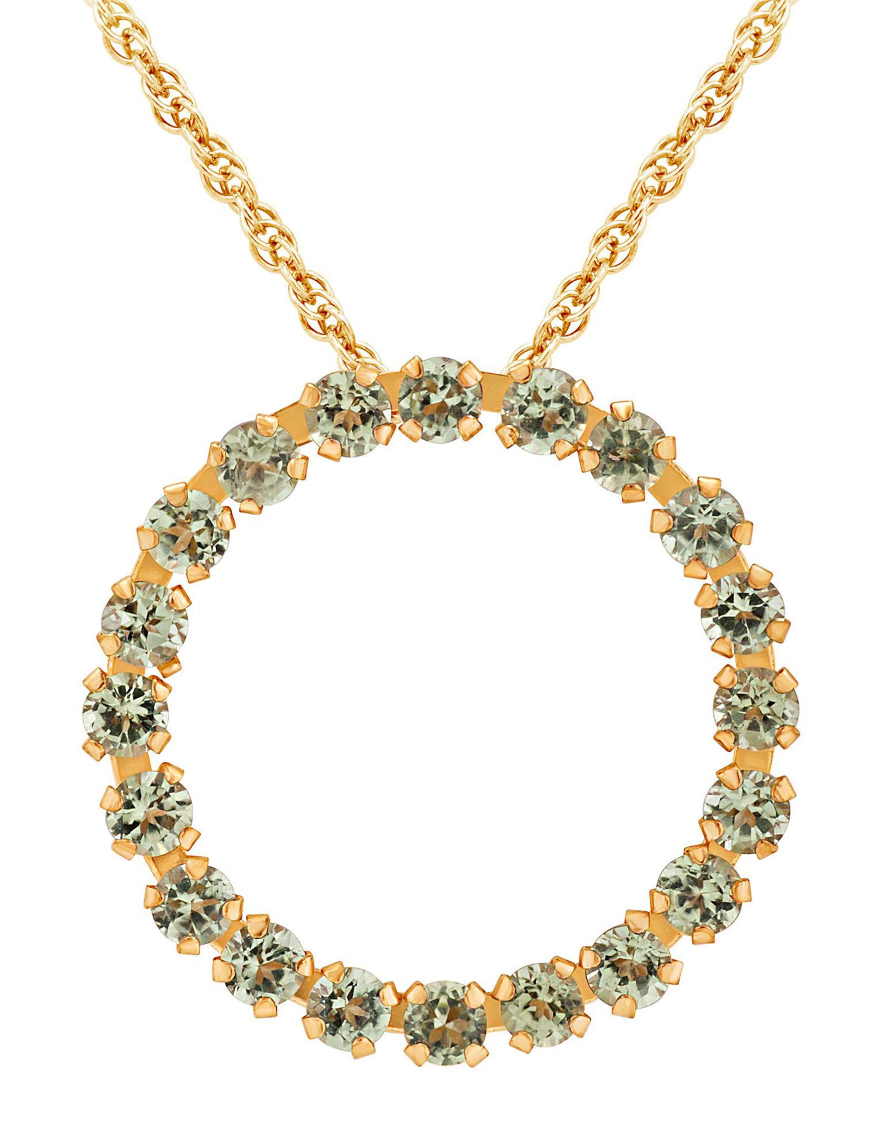 Kiran Gold Necklaces & Pendants Fine Jewelry
