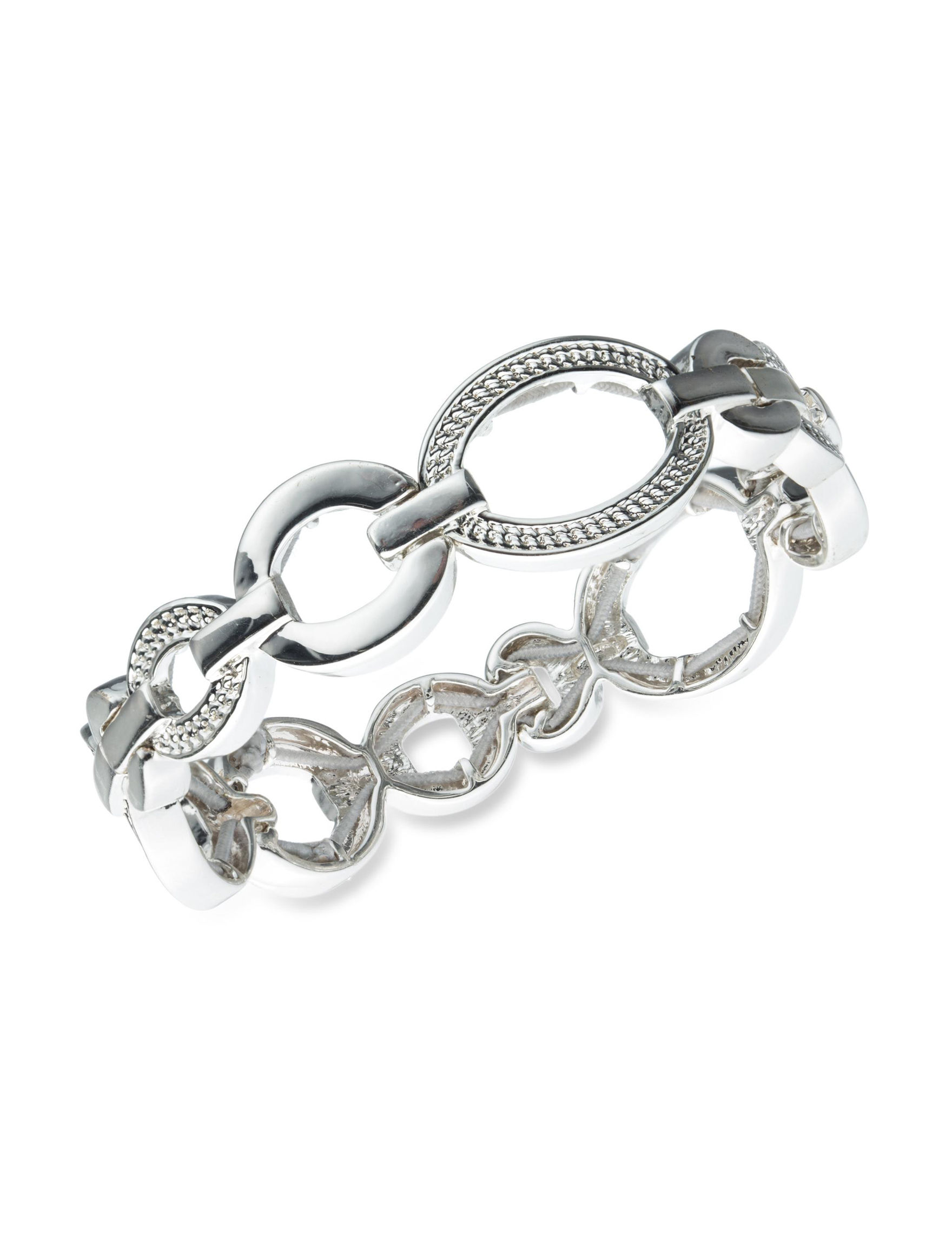 Gloria Vanderbilt Silver Bracelets Fashion Jewelry