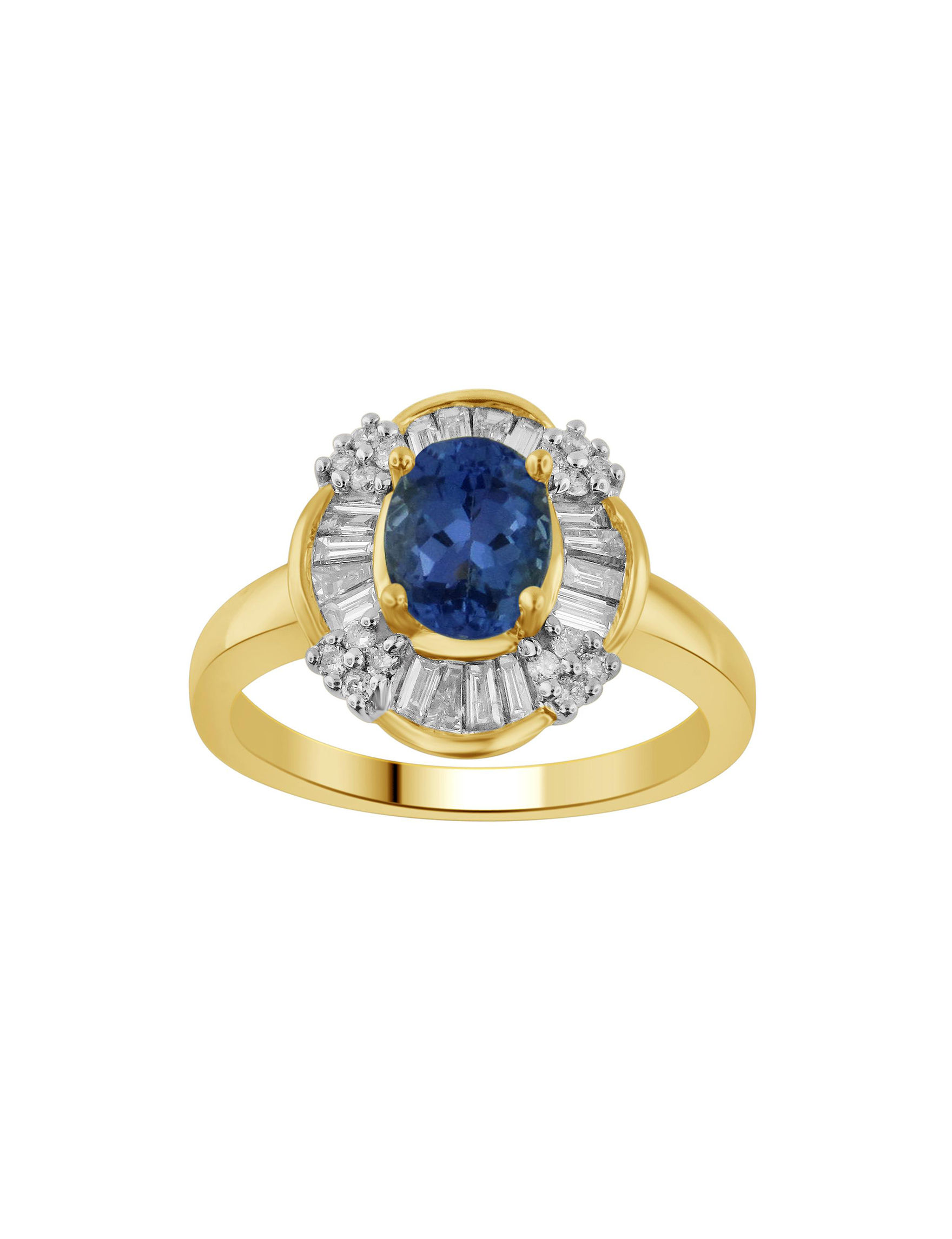 Kiran Gold Rings Fine Jewelry
