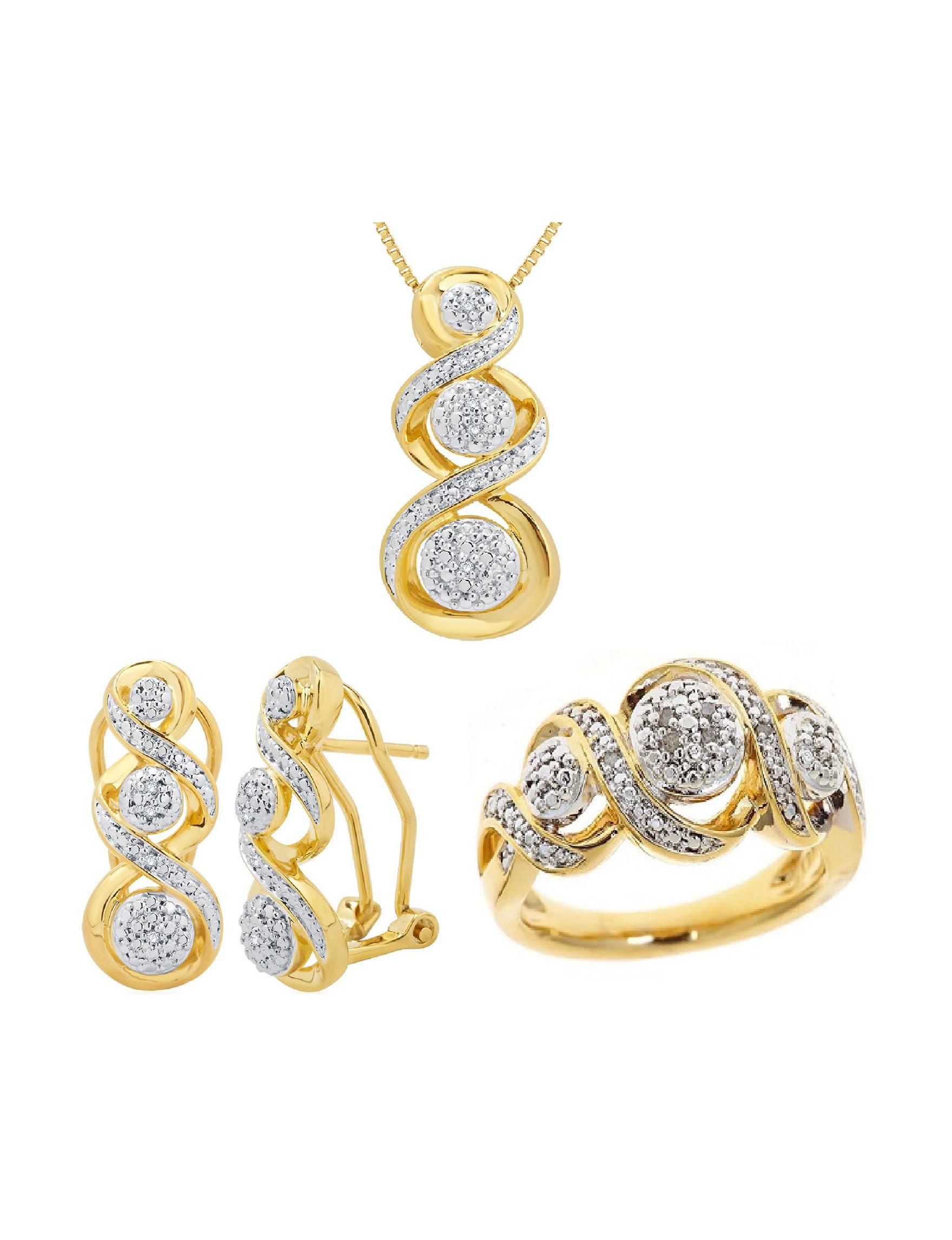 Kiran Gold Jewelry Sets Fine Jewelry