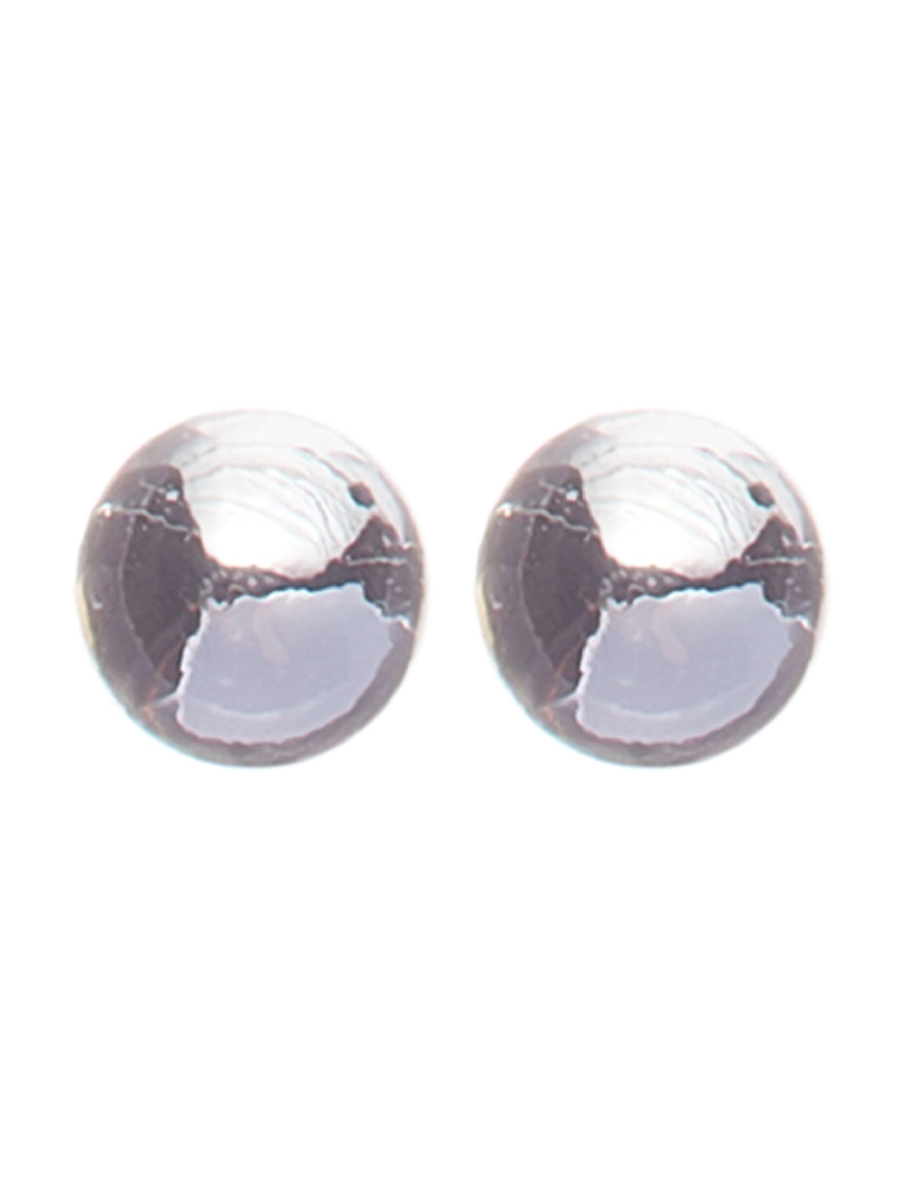 Napier Silver Studs Earrings Fashion Jewelry