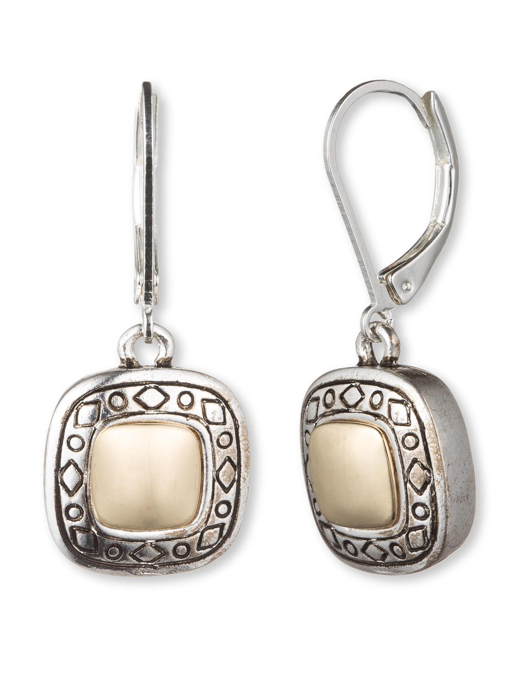 Napier Multi Drops Earrings Fashion Jewelry