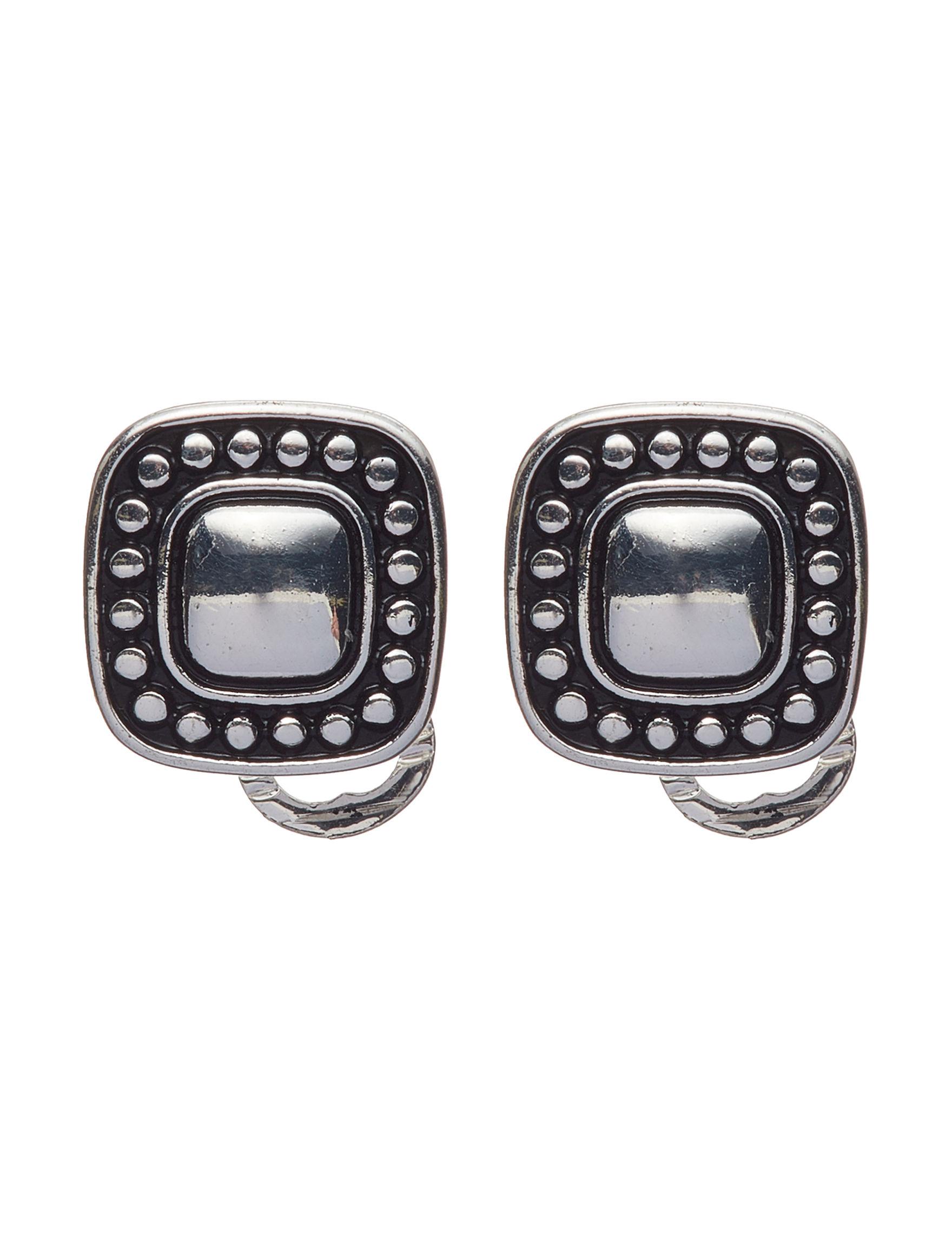 Napier Silver Fashion Jewelry