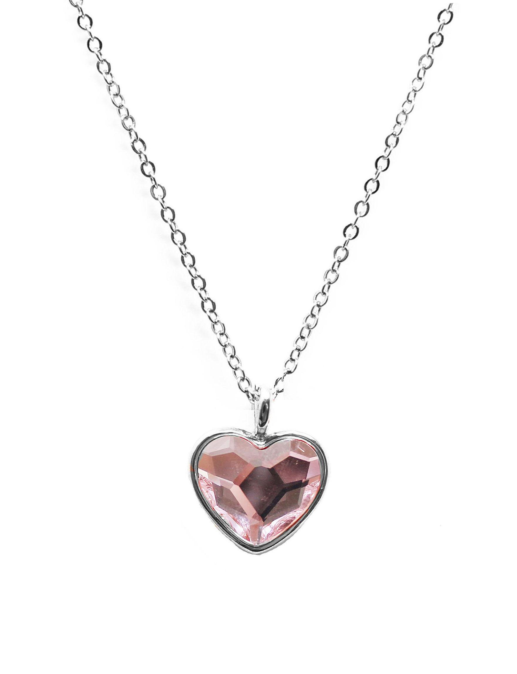 L & J Silver Necklaces & Pendants Fine Jewelry