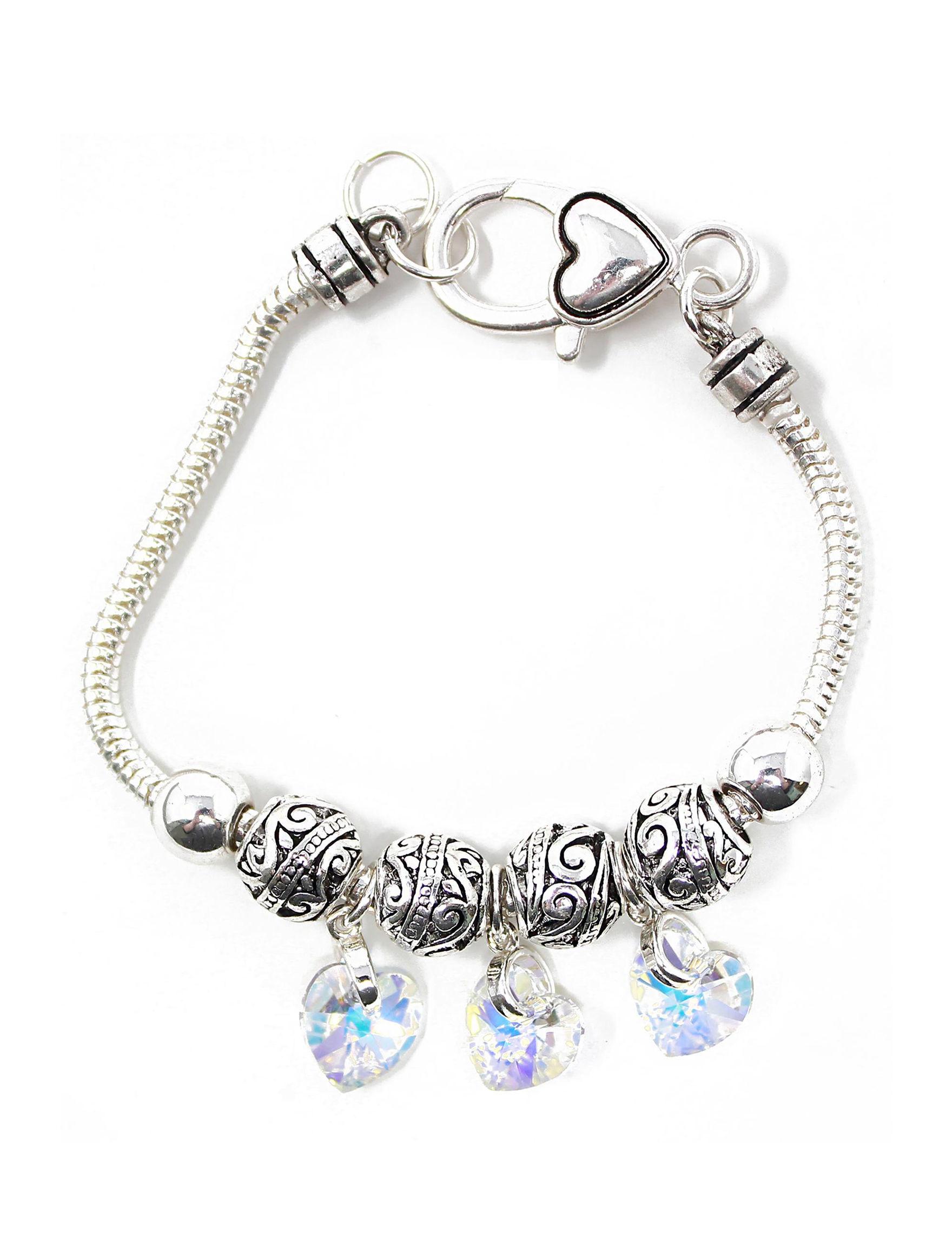 L & J Silver Bracelets Fine Jewelry