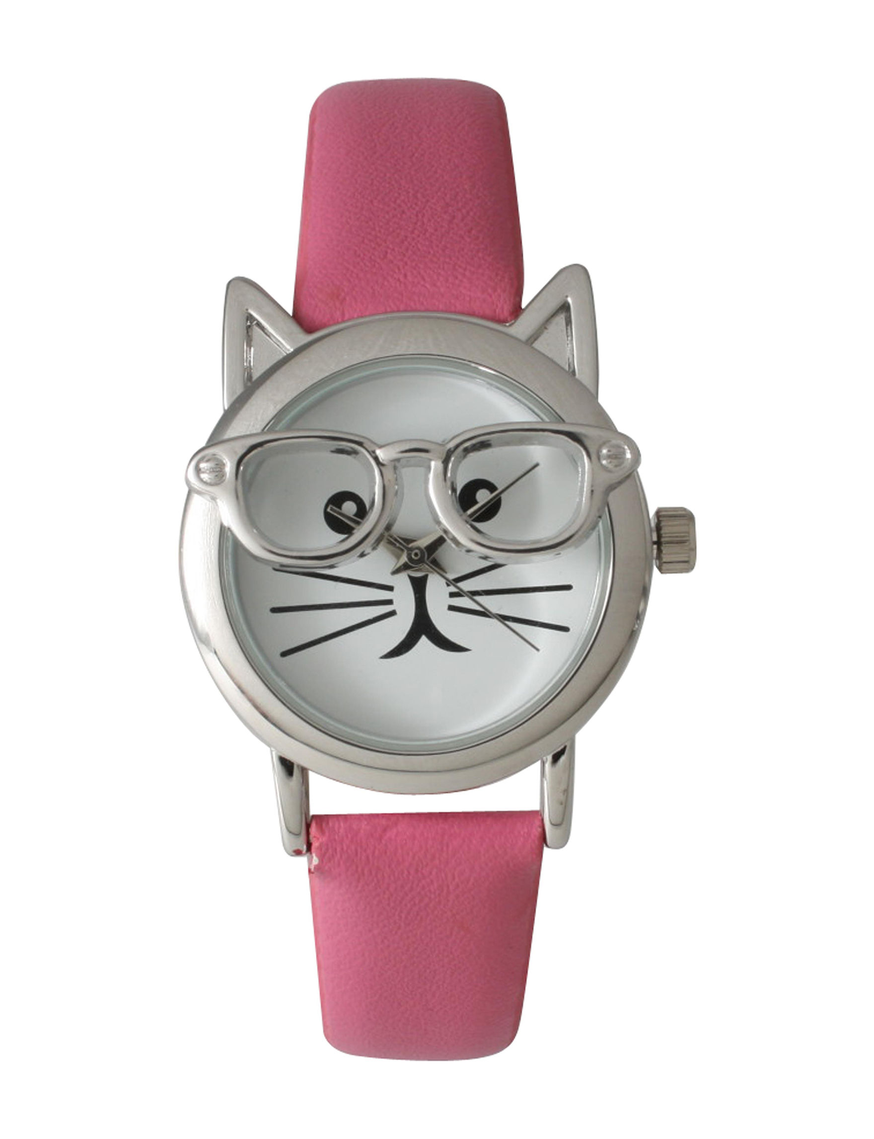 Olivia Pratt Hot Pink Fashion Watches