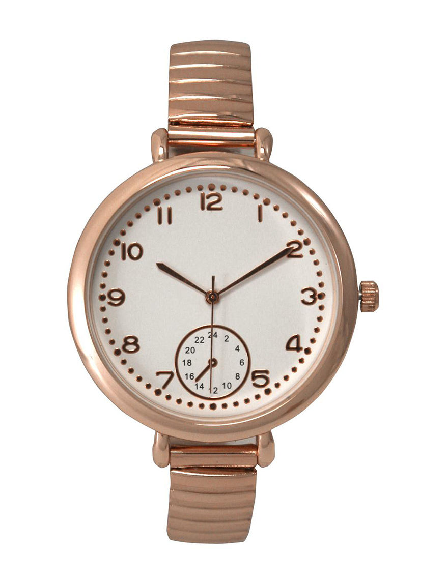 Olivia Pratt Rose Gold Fashion Watches
