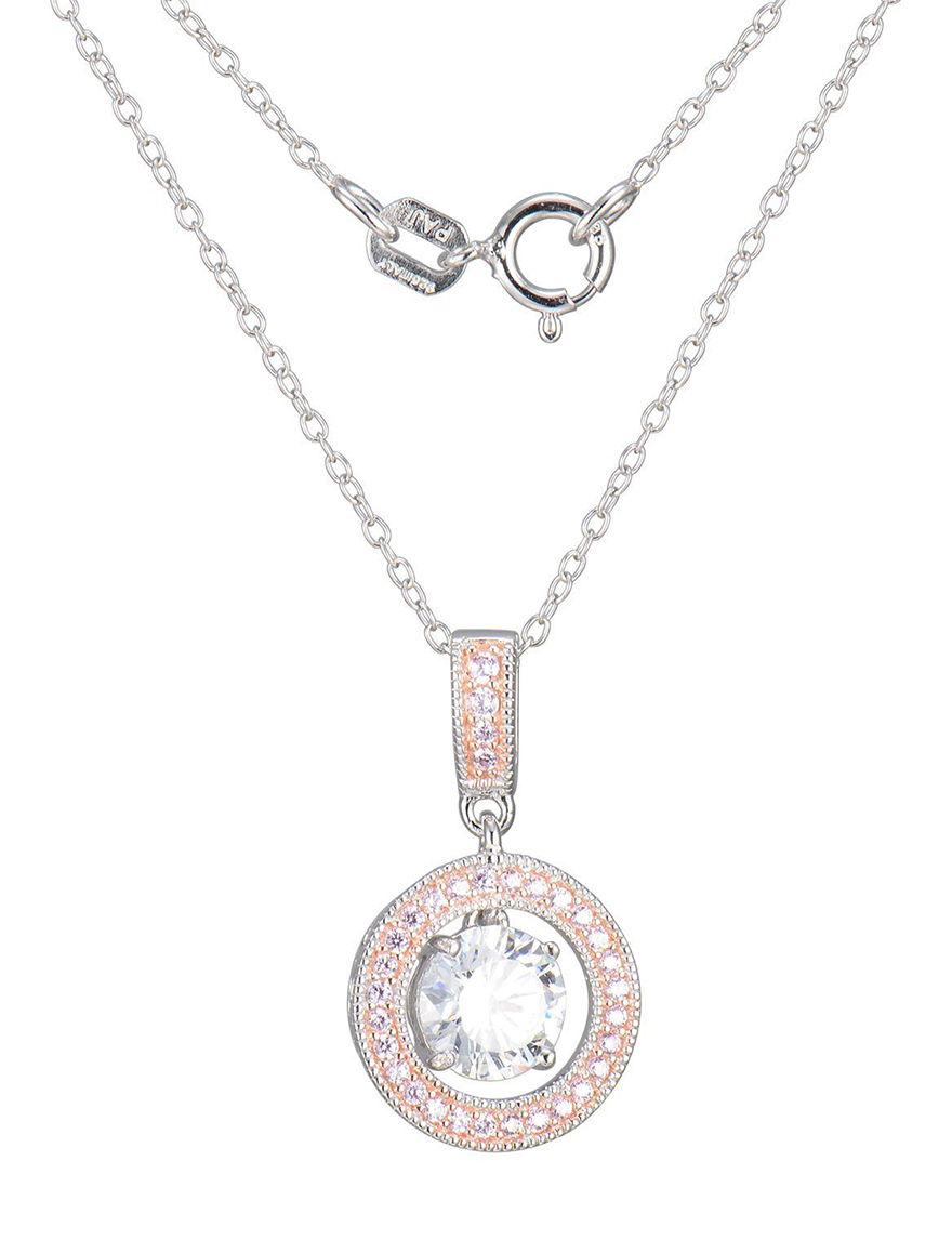 PAJ INC. Pink Necklaces & Pendants